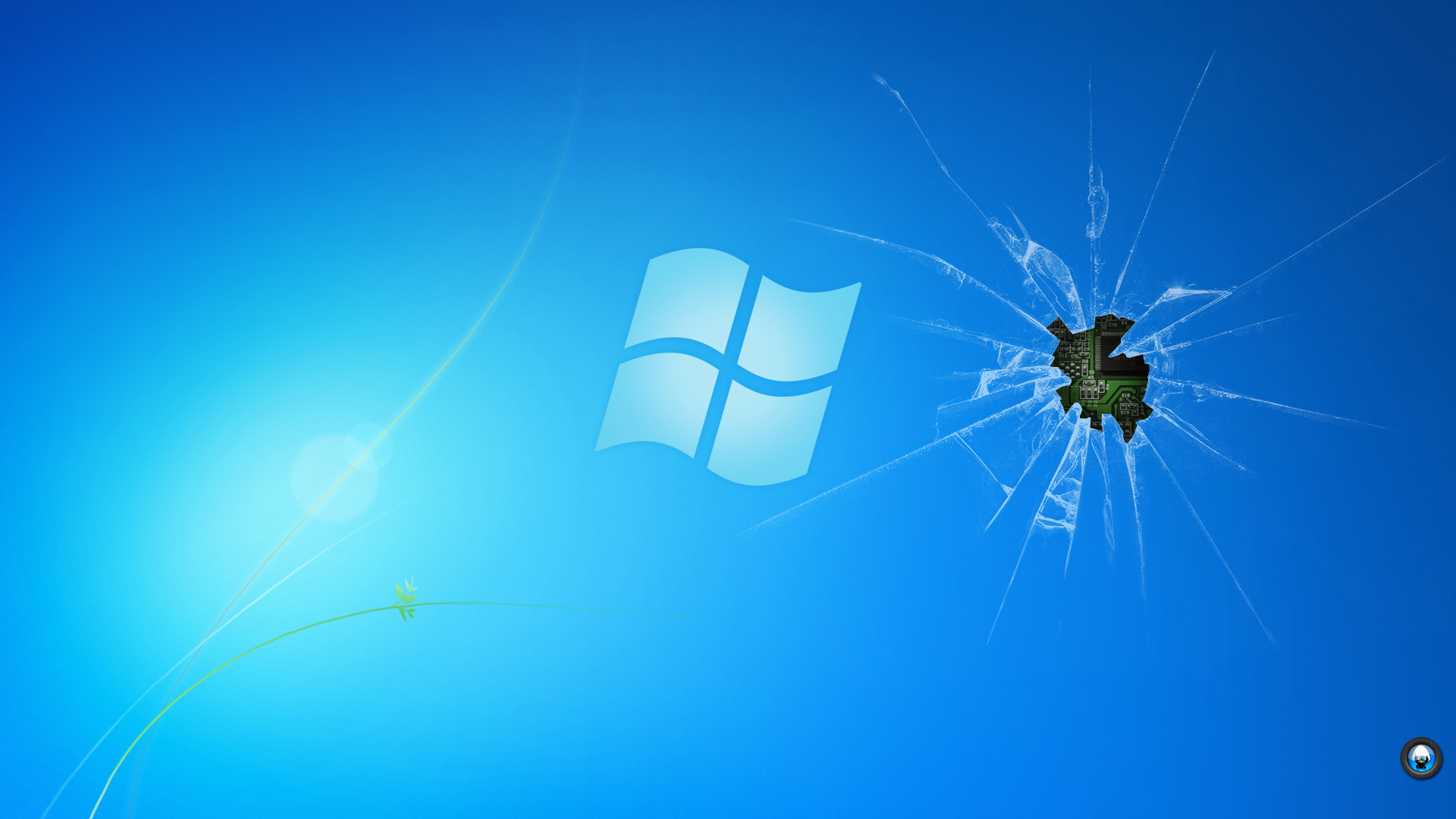 1920x1200 Realistic Cracked Screen Images