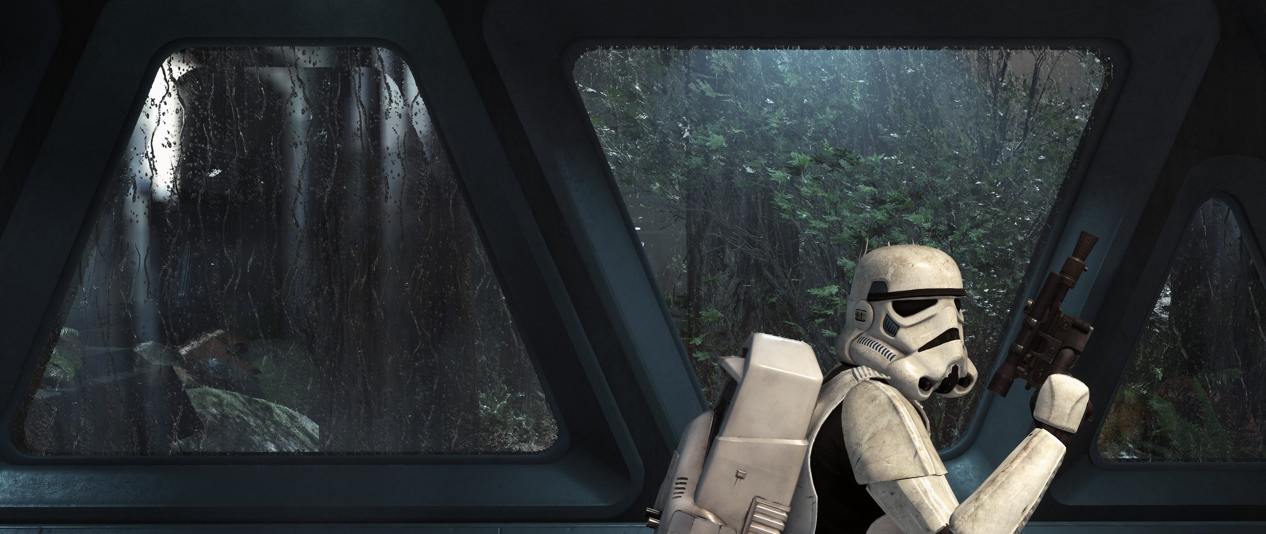 2560x1080 star wars battlefront 2015 wallpaper: images, walls, pics (Sherman Brook  )