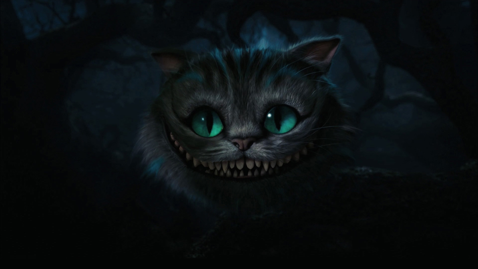 1920x1080 Cheshire Cat Live Wallpaper