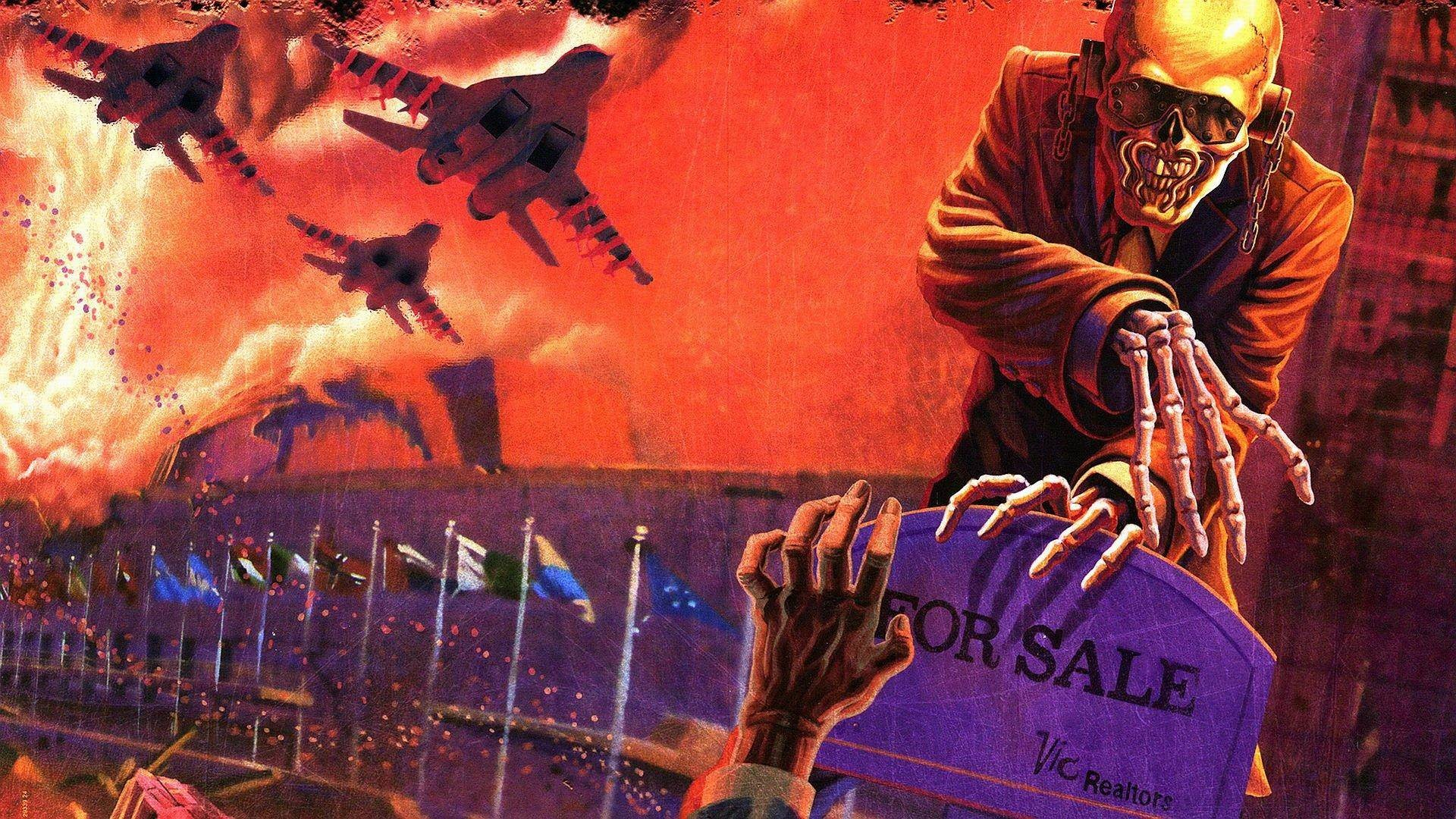Megadeth Wallpaper Desktop 62 Images