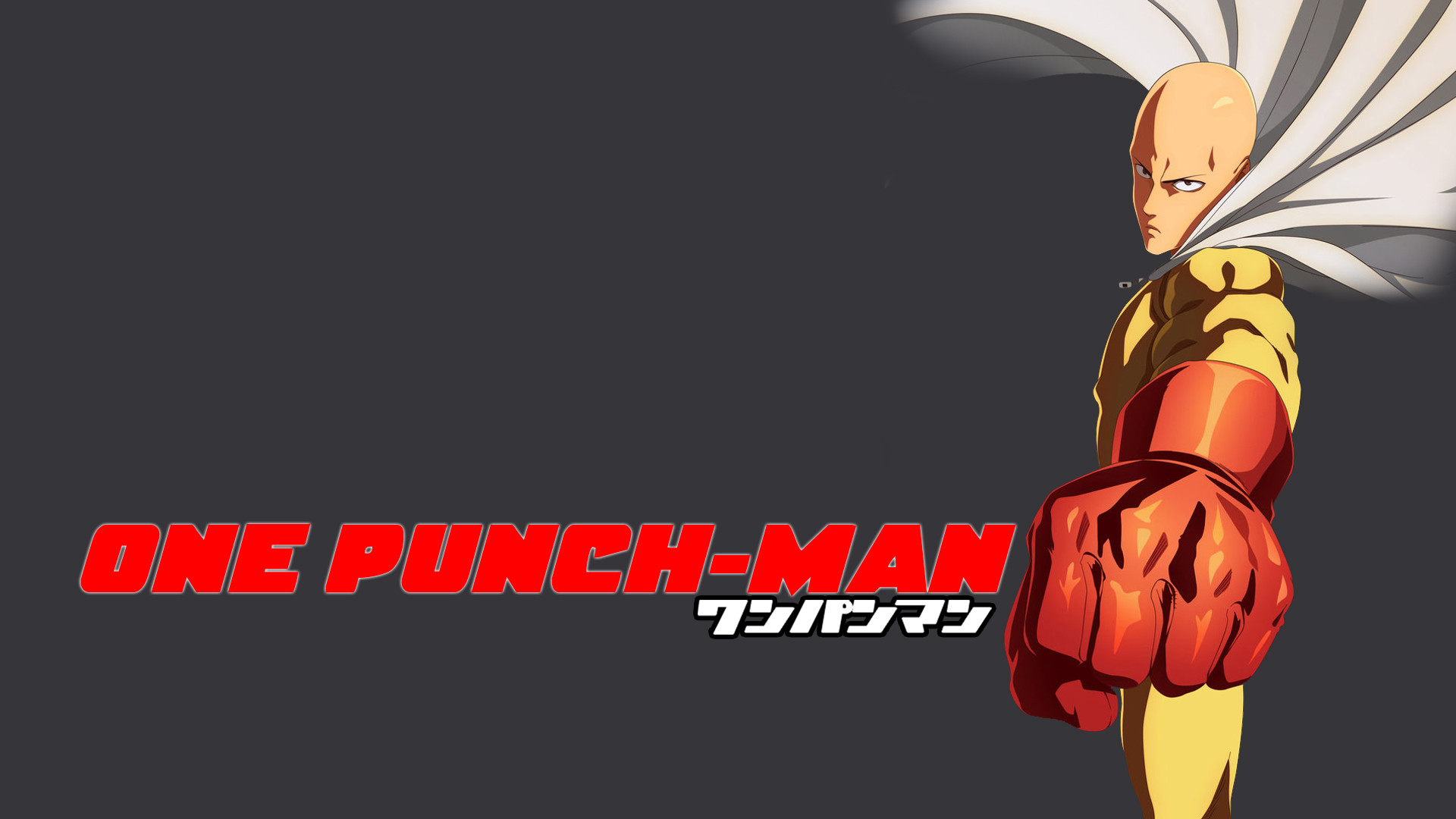 Hd wallpaper one punch man - 1920x1080 One Punch Man Sonic Hd Wallpaper Background Id 672156