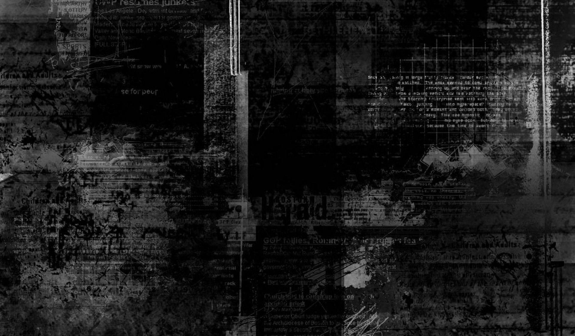 1920x1123 Black Abstract High Definition Wallpaper For Desktop  px 276.87 KB