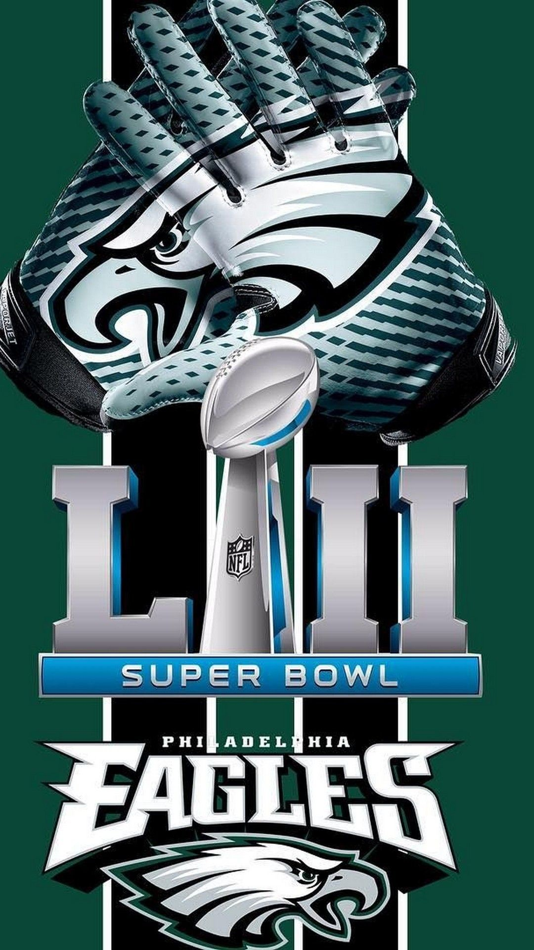 1080x1920 NFL Eagles iPhone 8 Wallpaper | Best Wallpaper HD