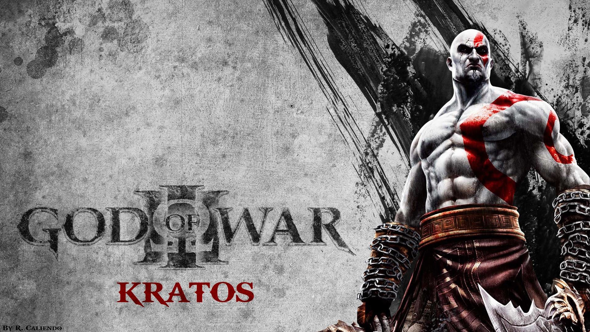 1920x1080 Wallpapers For > God Of War Wallpaper Hd 1080p