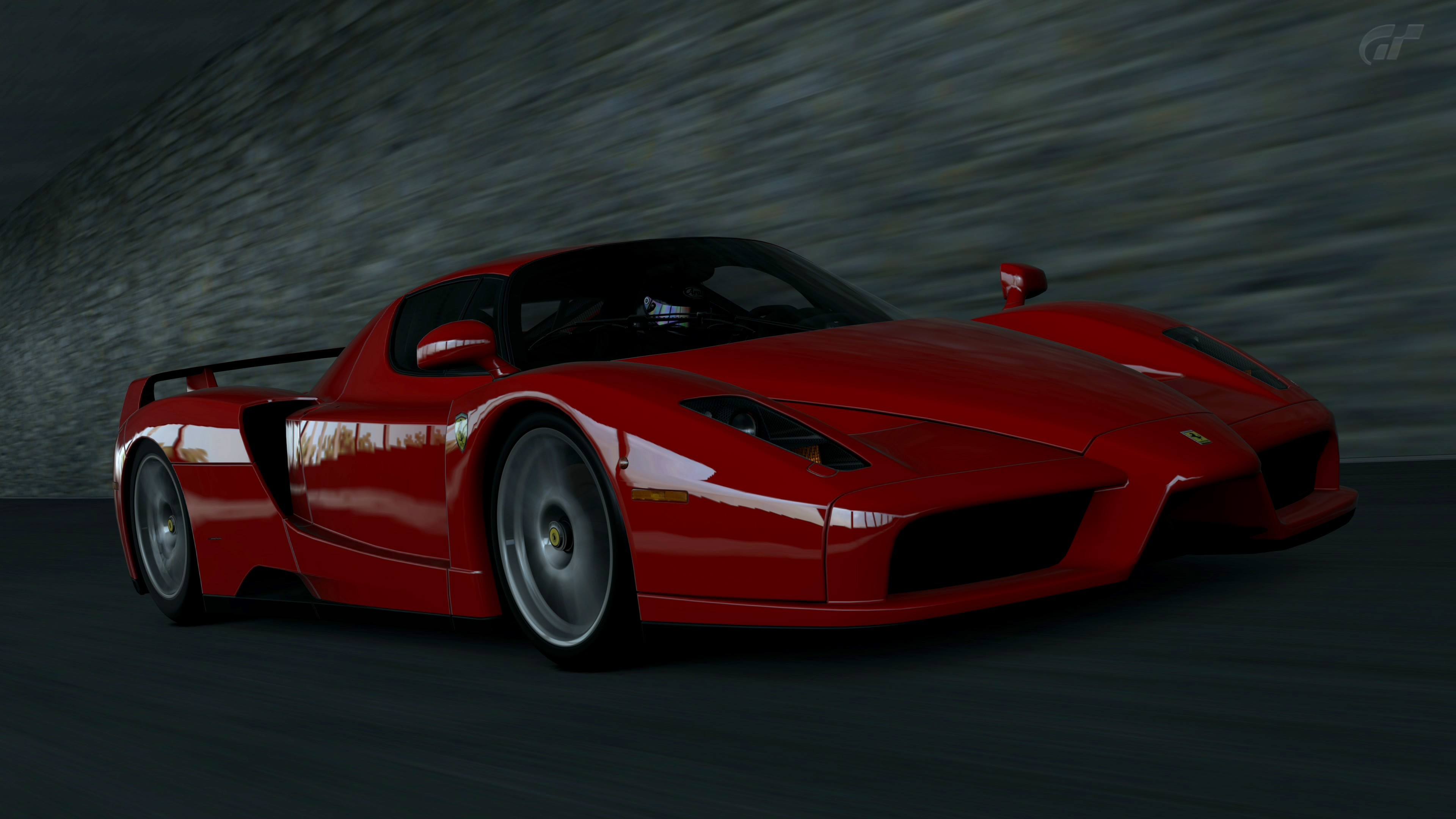 1920x1080 Ferrari Enzo Side Fire Abstract Car 2014 HD