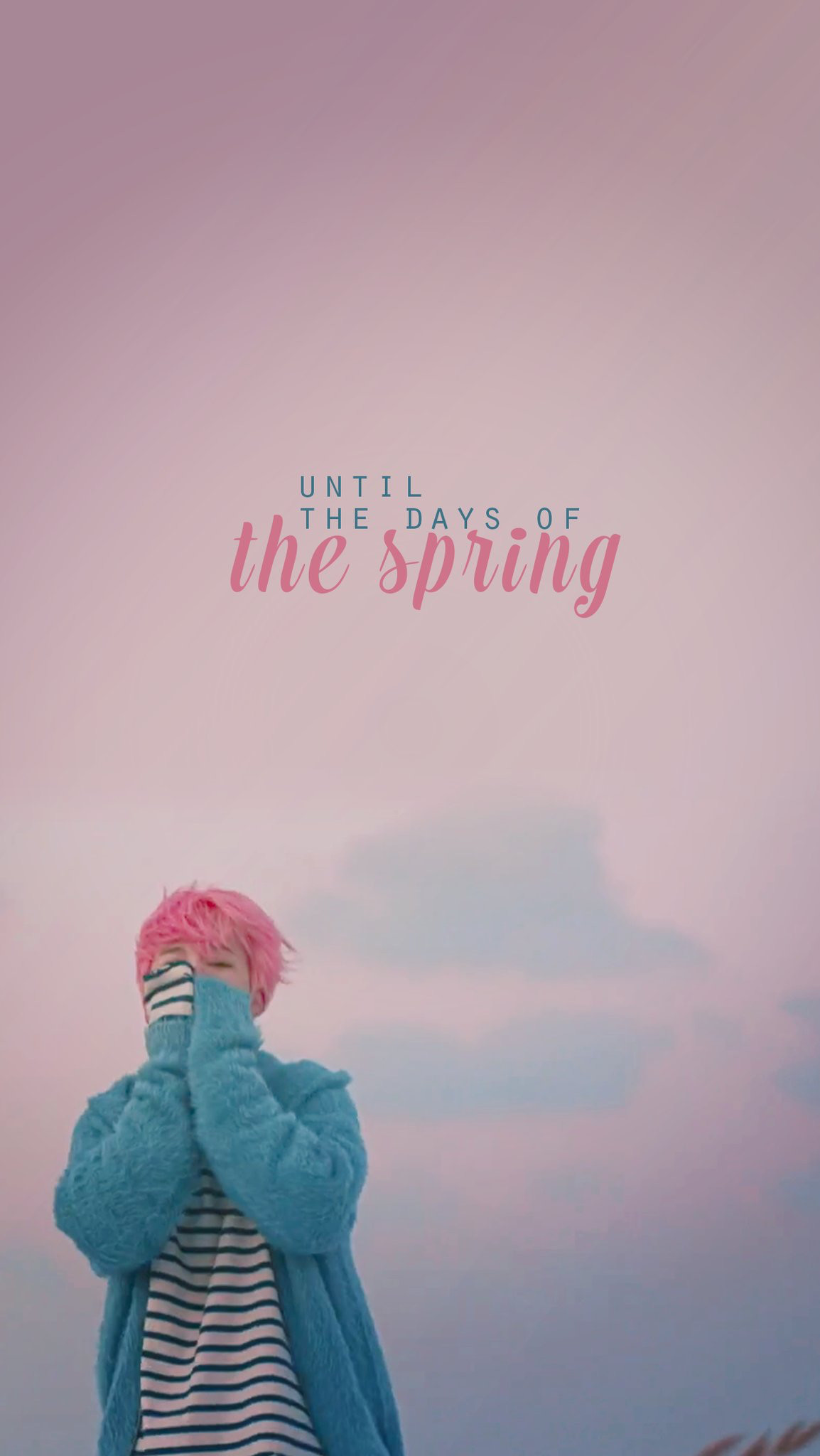 1154x2048 BTS || BTS Wallpapers || Jimin || Spring Day || You Never