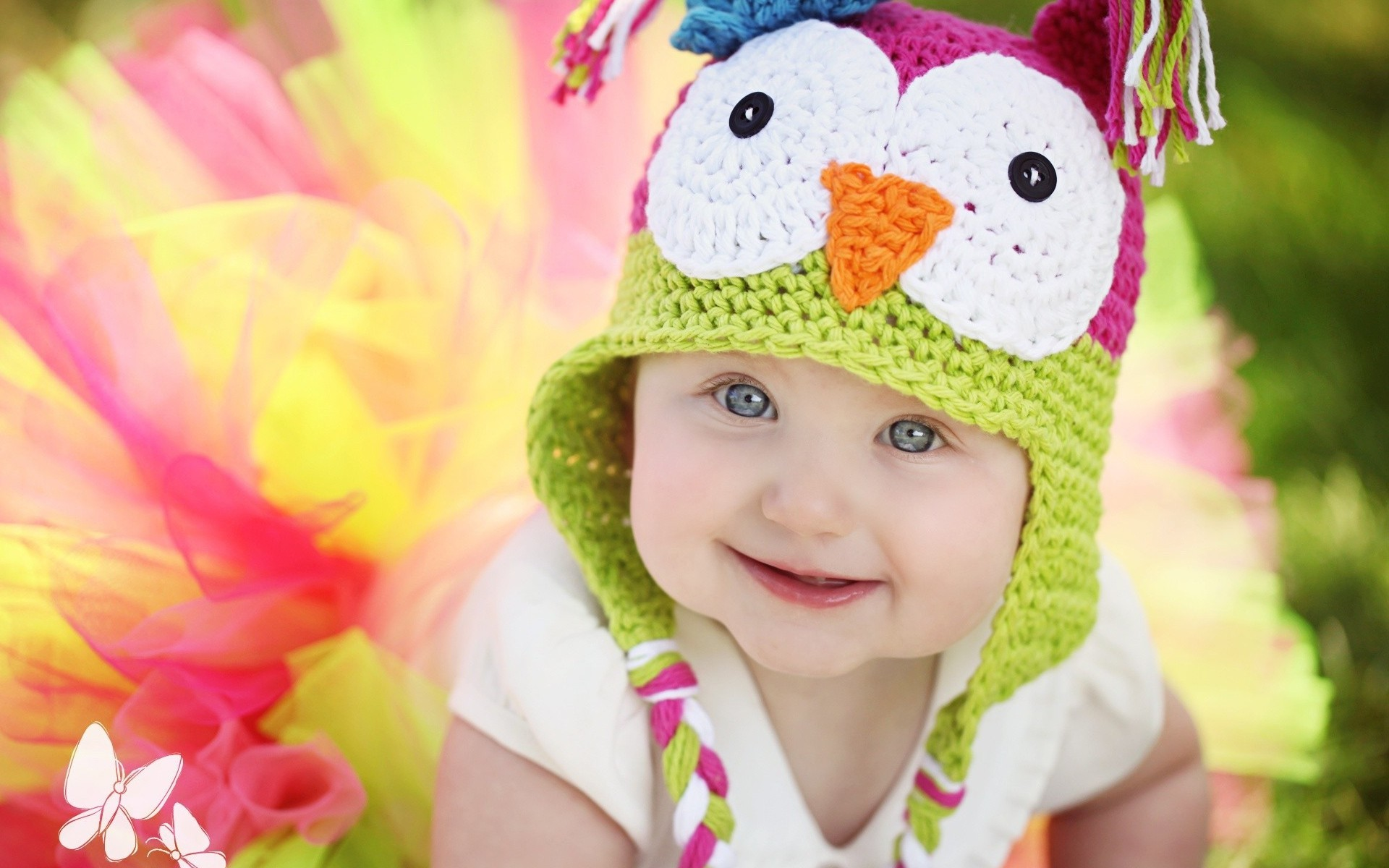 Biggest Collection Of Hd Baby Wallpaper For Desktop And Mobile: Beautiful Babies Wallpapers 2018 (65+ Images
