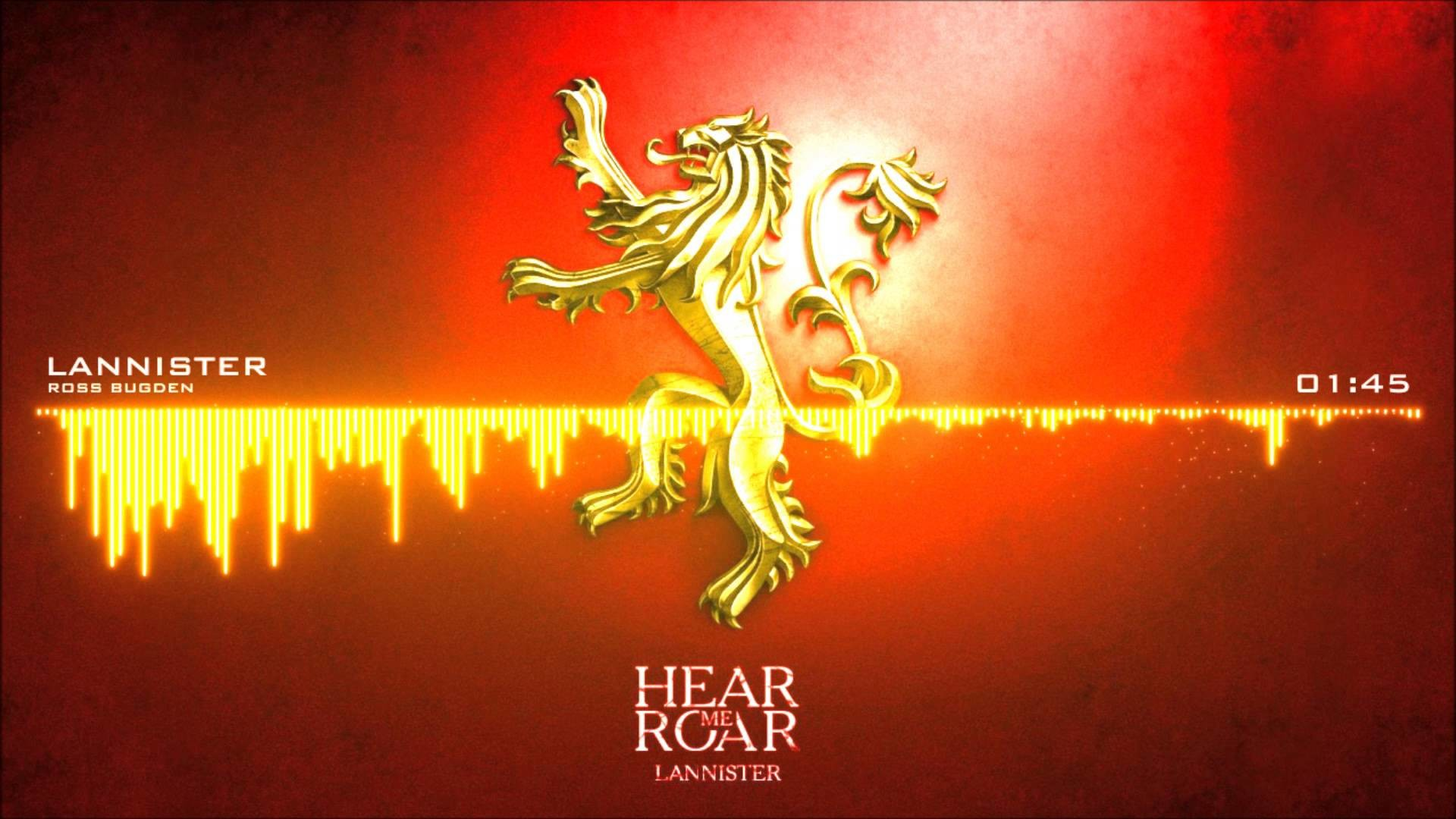 1920x1080 House Lannister Theme - Game of Thrones Season 4 (Original Composition) -  YouTube