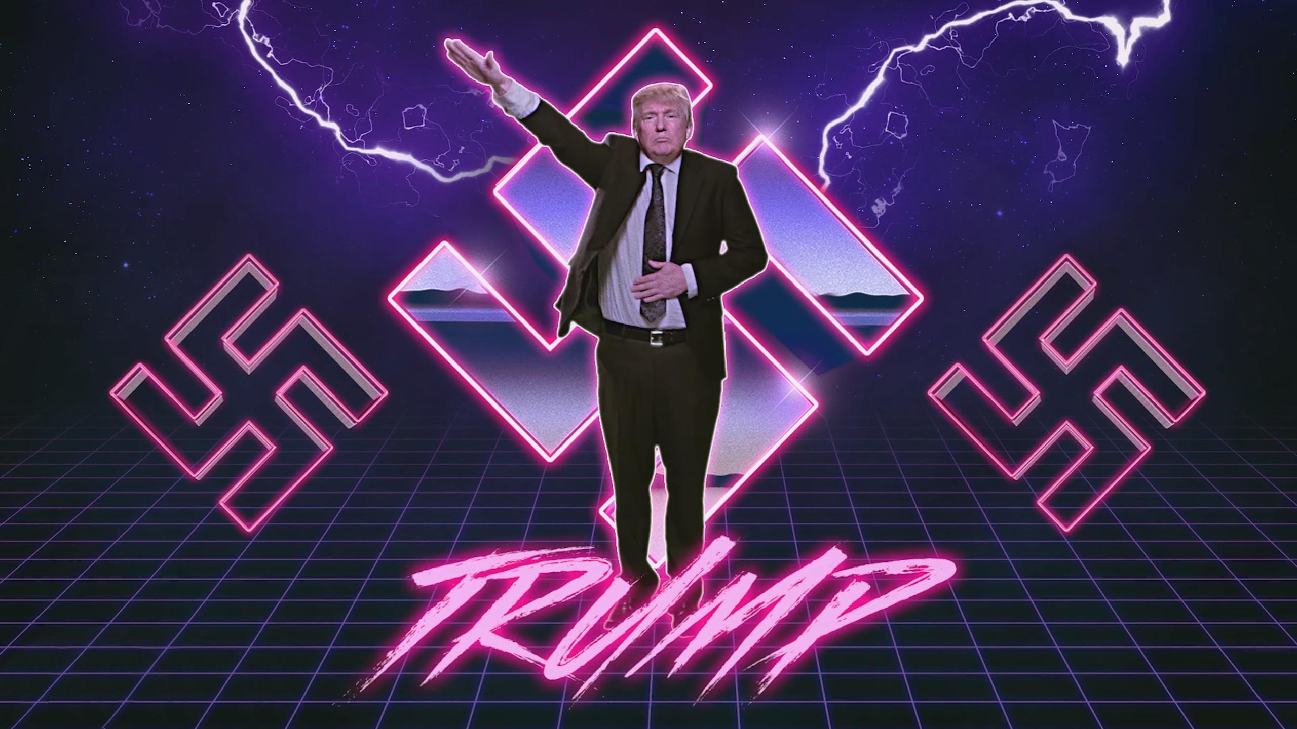 2560x1440 Trump wallpapers in 1440p - original from Mike Divas https://youtu.