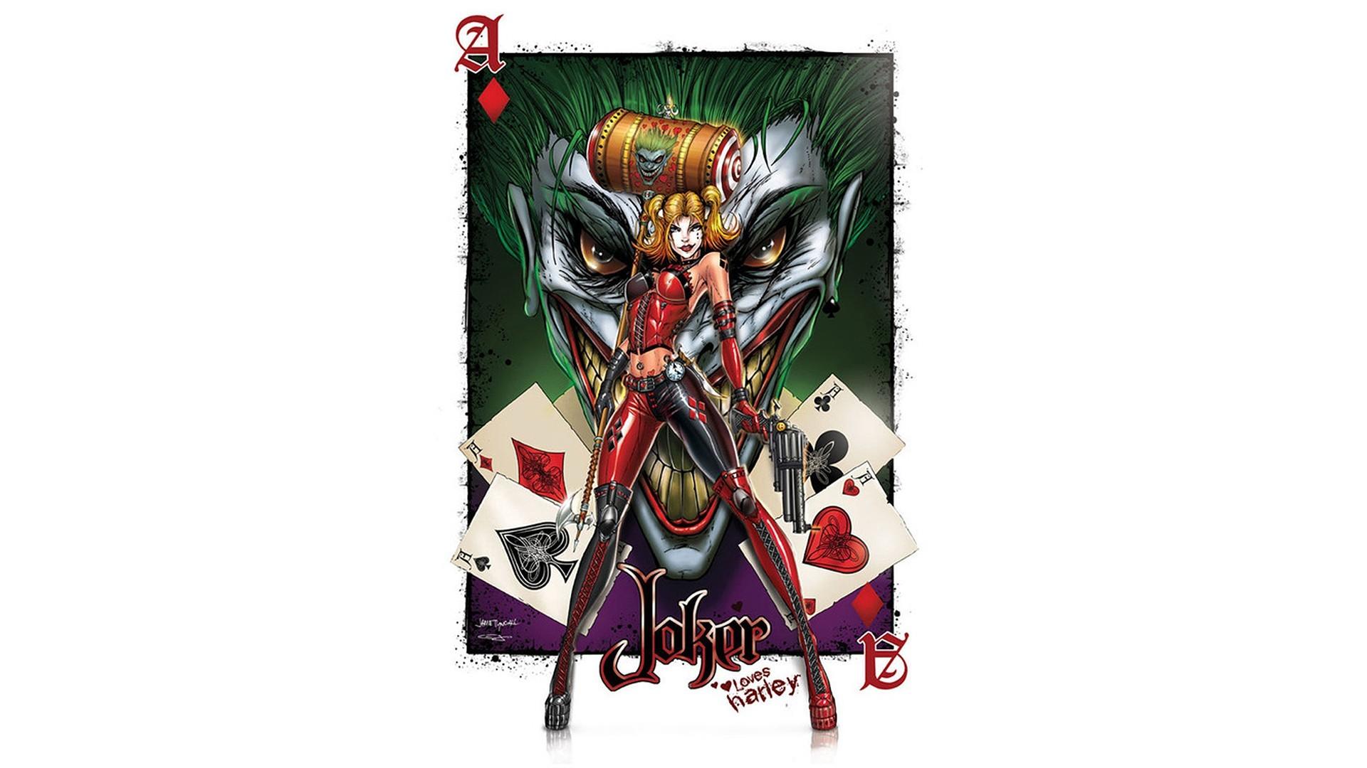 Joker Harley Quinn Wallpaper (72+ images)