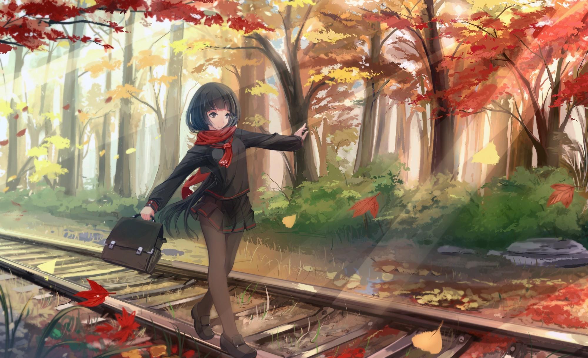 Herbst Anime
