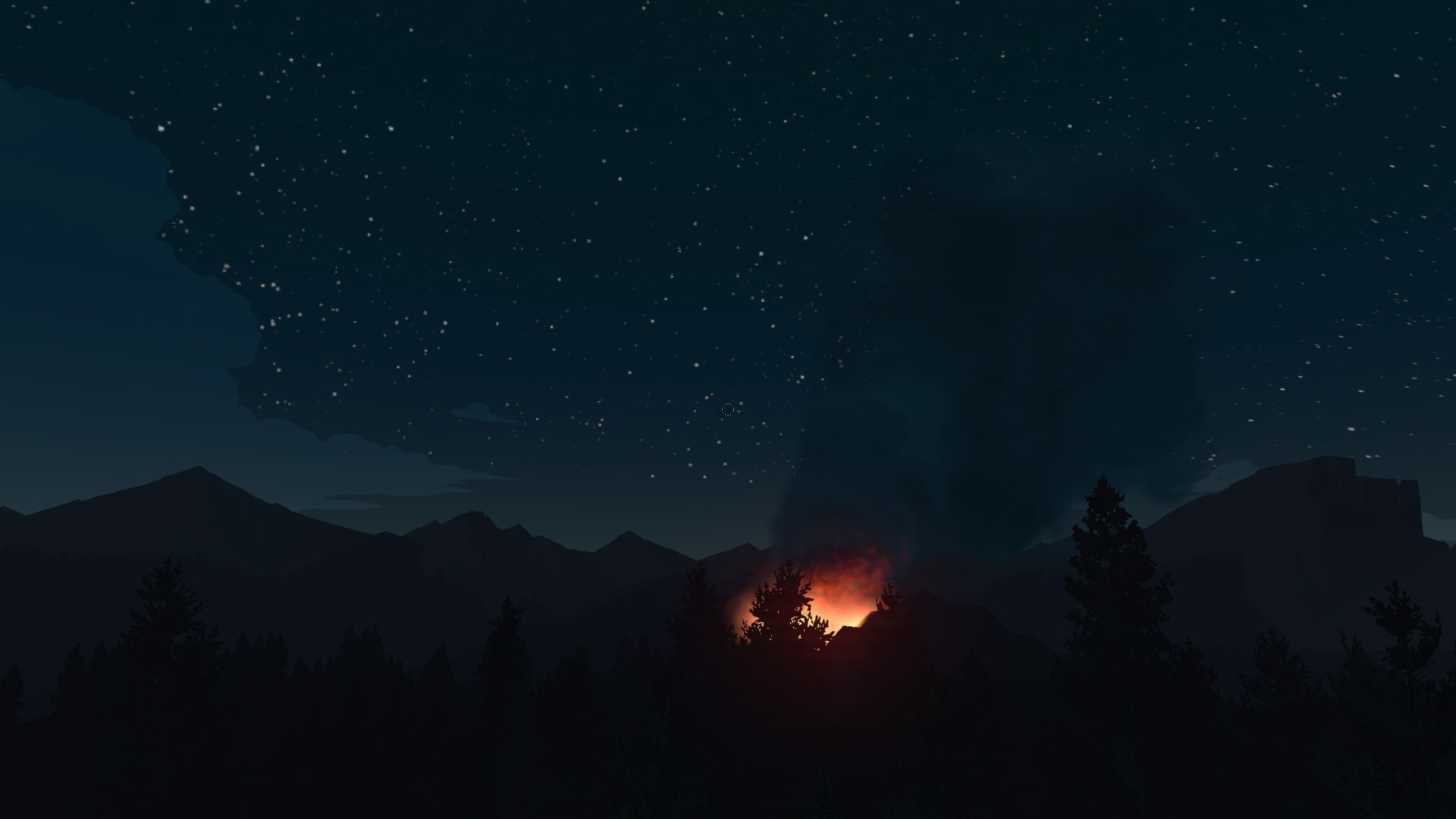 1920x1080 Firewatch Widescreen Wallpaper 409