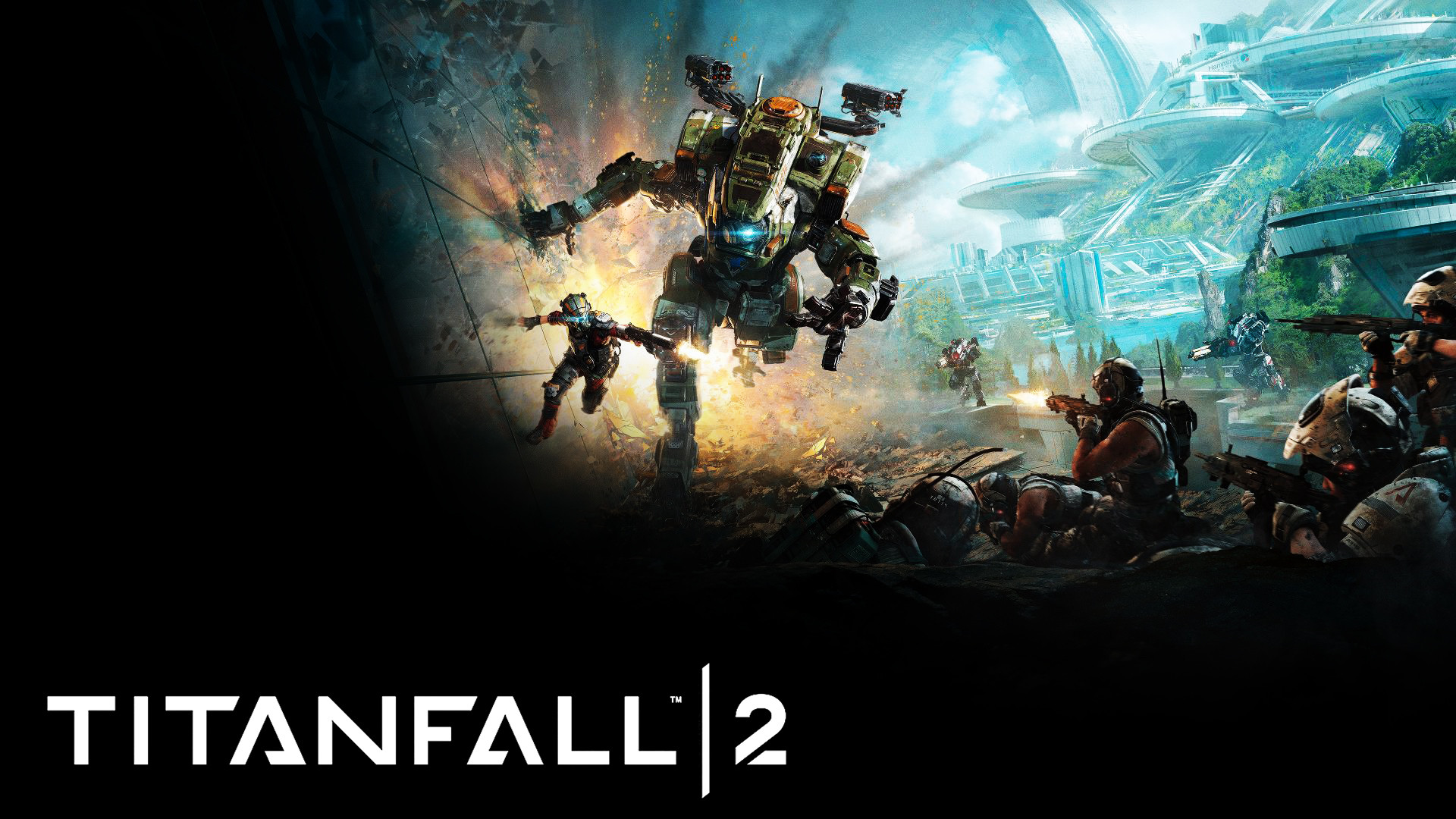 Titanfall 2 wallpapers 78 images - Titanfall 2 wallpaper hd ...