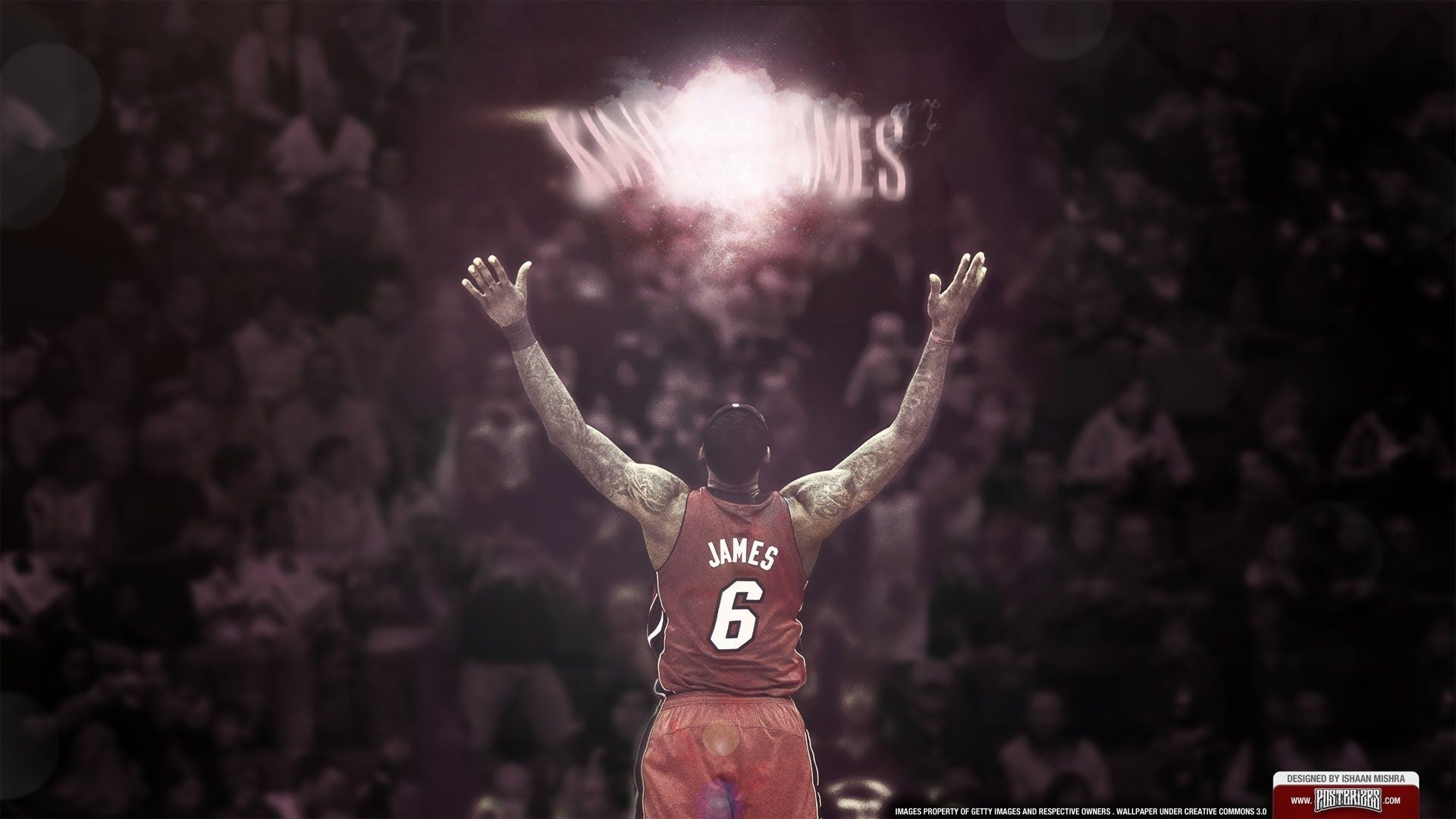 "1920x1080 LeBron James ""The Machine"" HD"