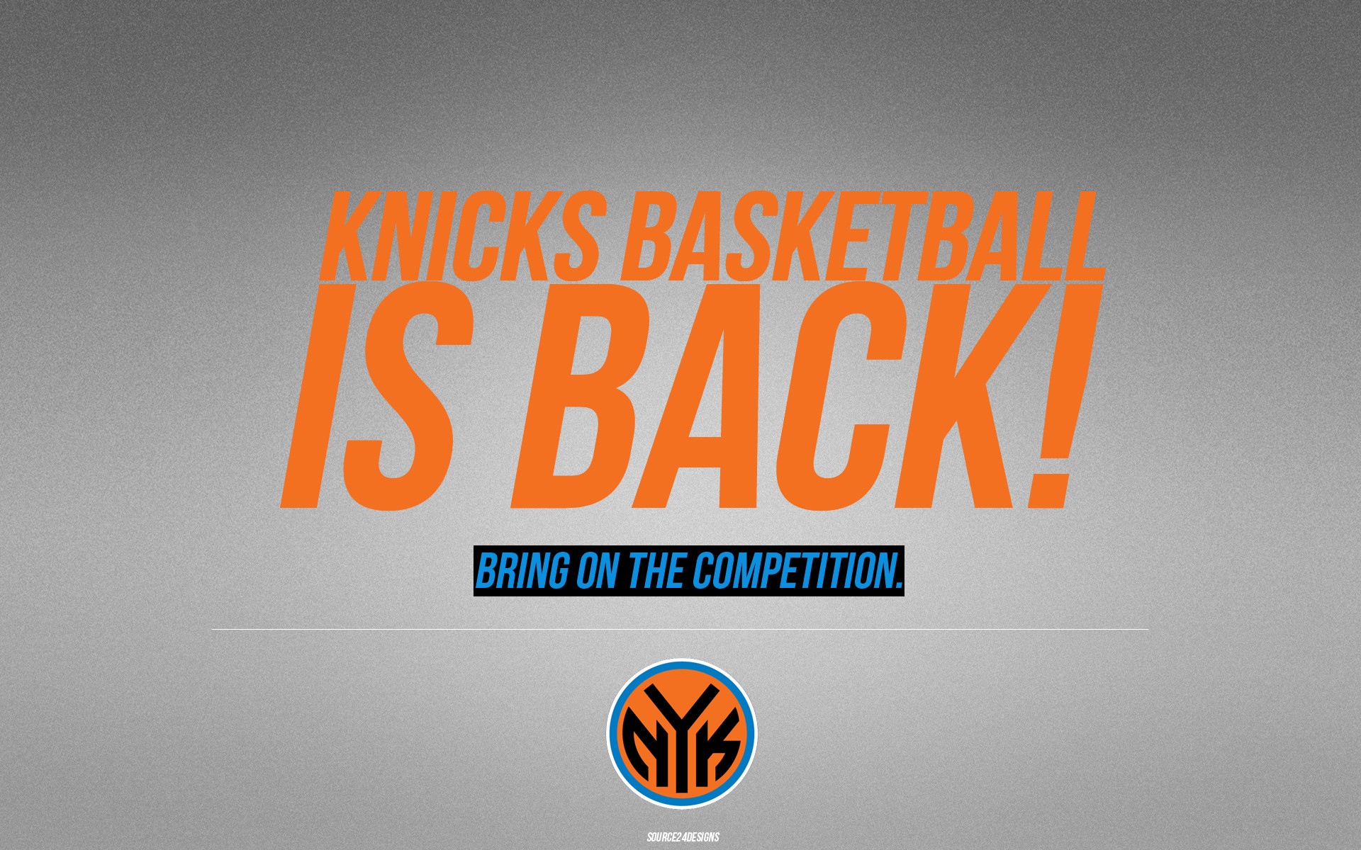 1920x1200 New York Knicks Wallpaper by IshaanMishra New York Knicks Wallpaper by  IshaanMishra