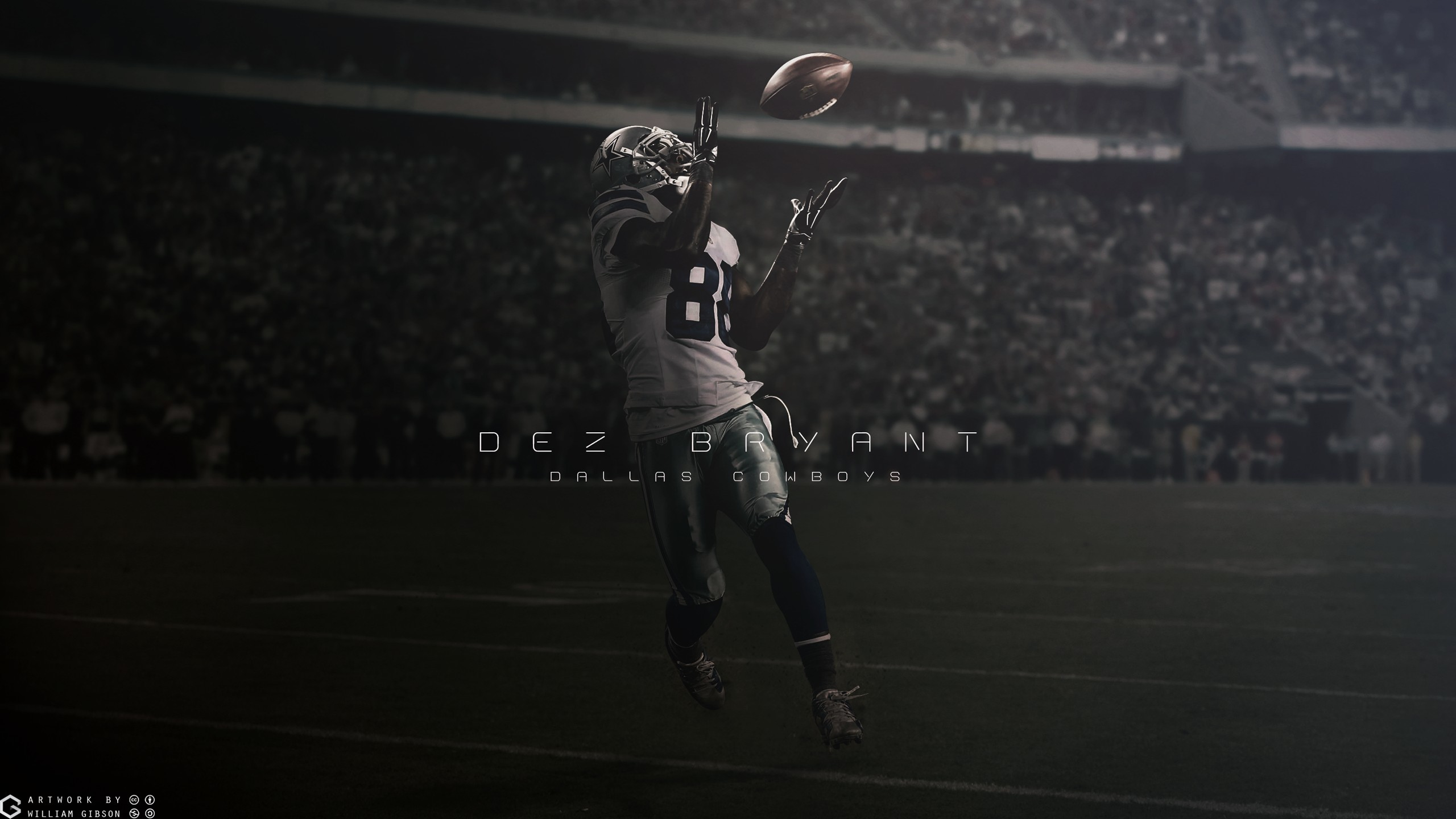 2560x1440 Dez Bryant Wallpapers