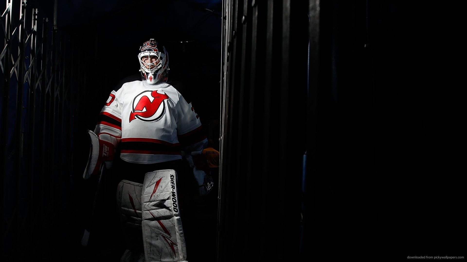 1920x1080 New Jersey Devils Goalkeeper picture