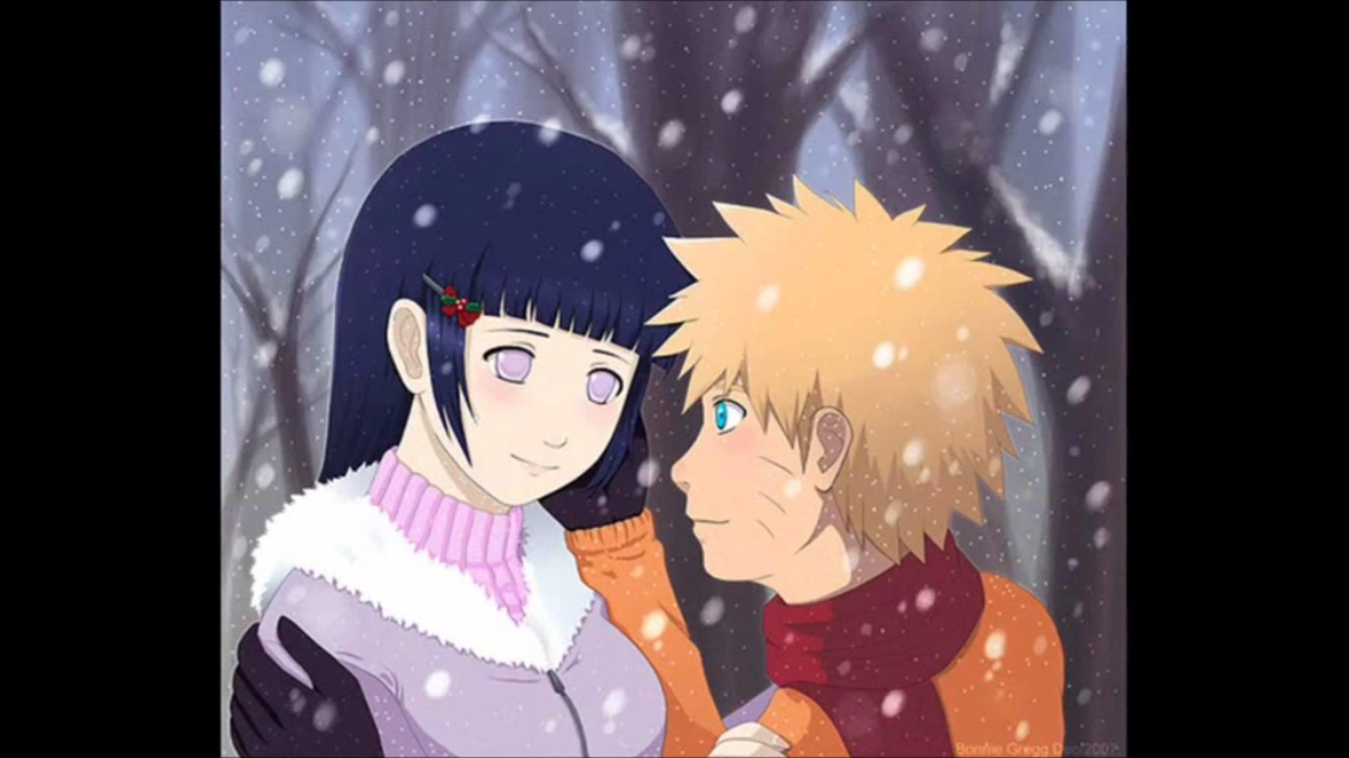 Naruto Love Hinata Wal...