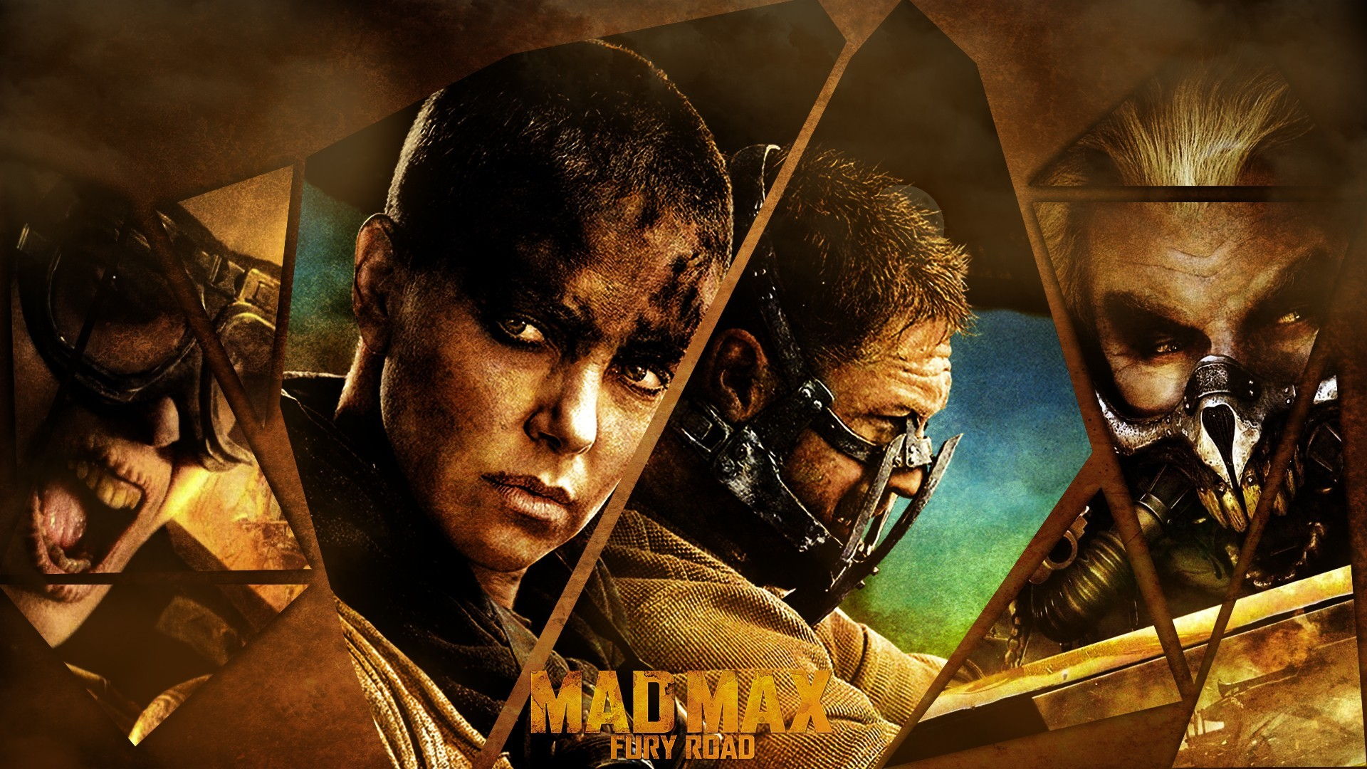 1920x1080 Mad Max fury Road Wallpaper by Lathes · Download .