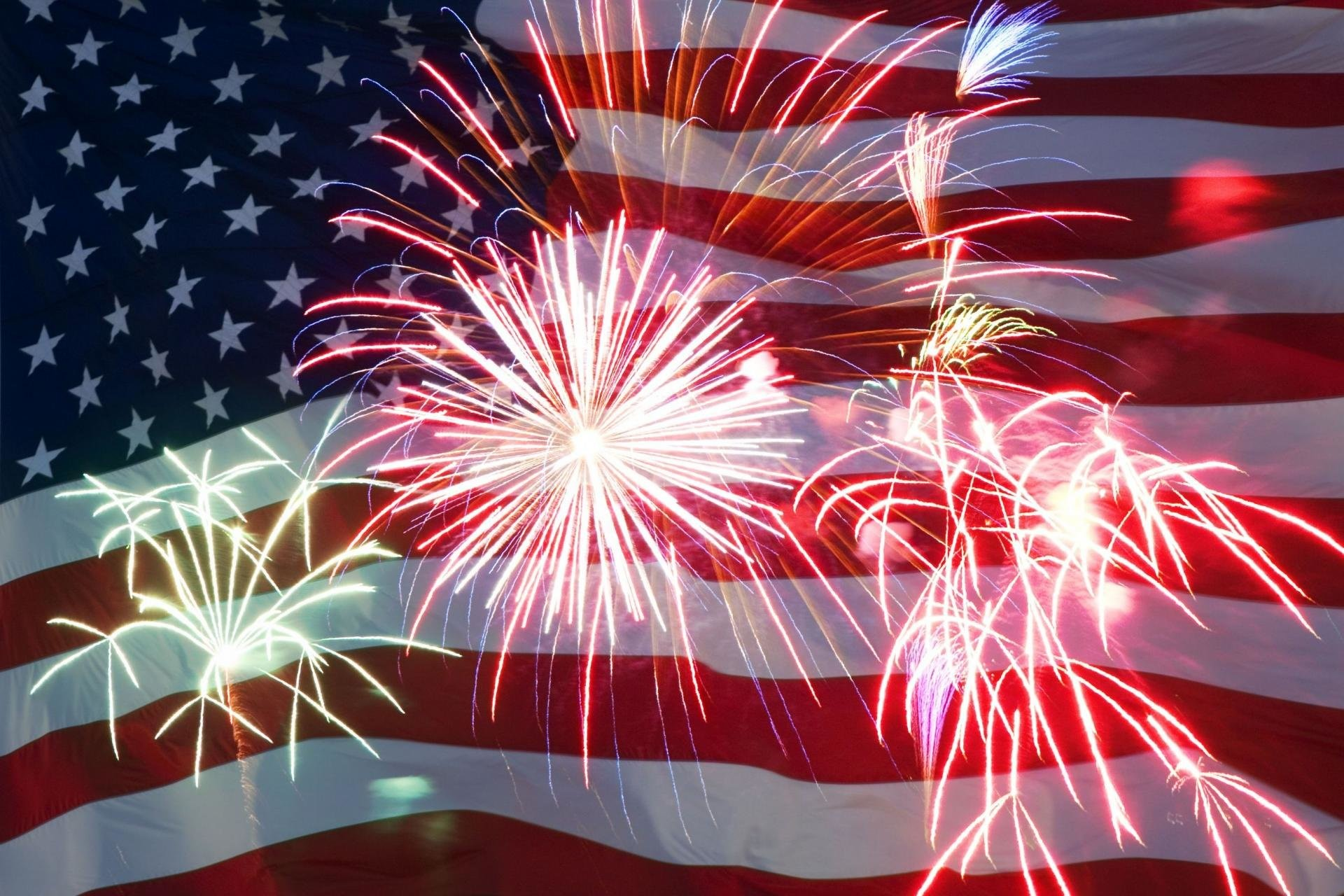 1920x1280 4th of July Wallpaper for Computer