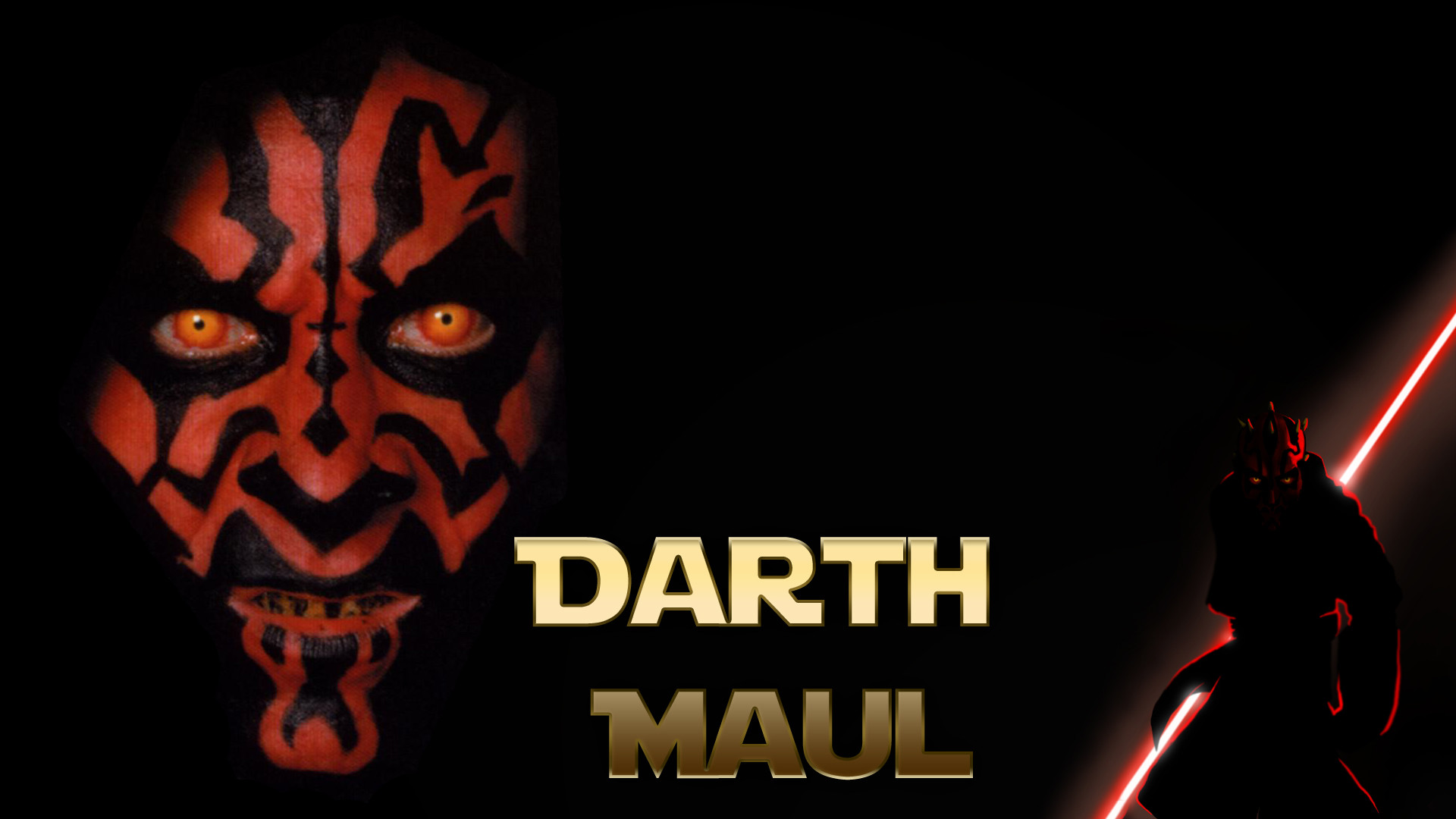 1920x1080 Darth Maul