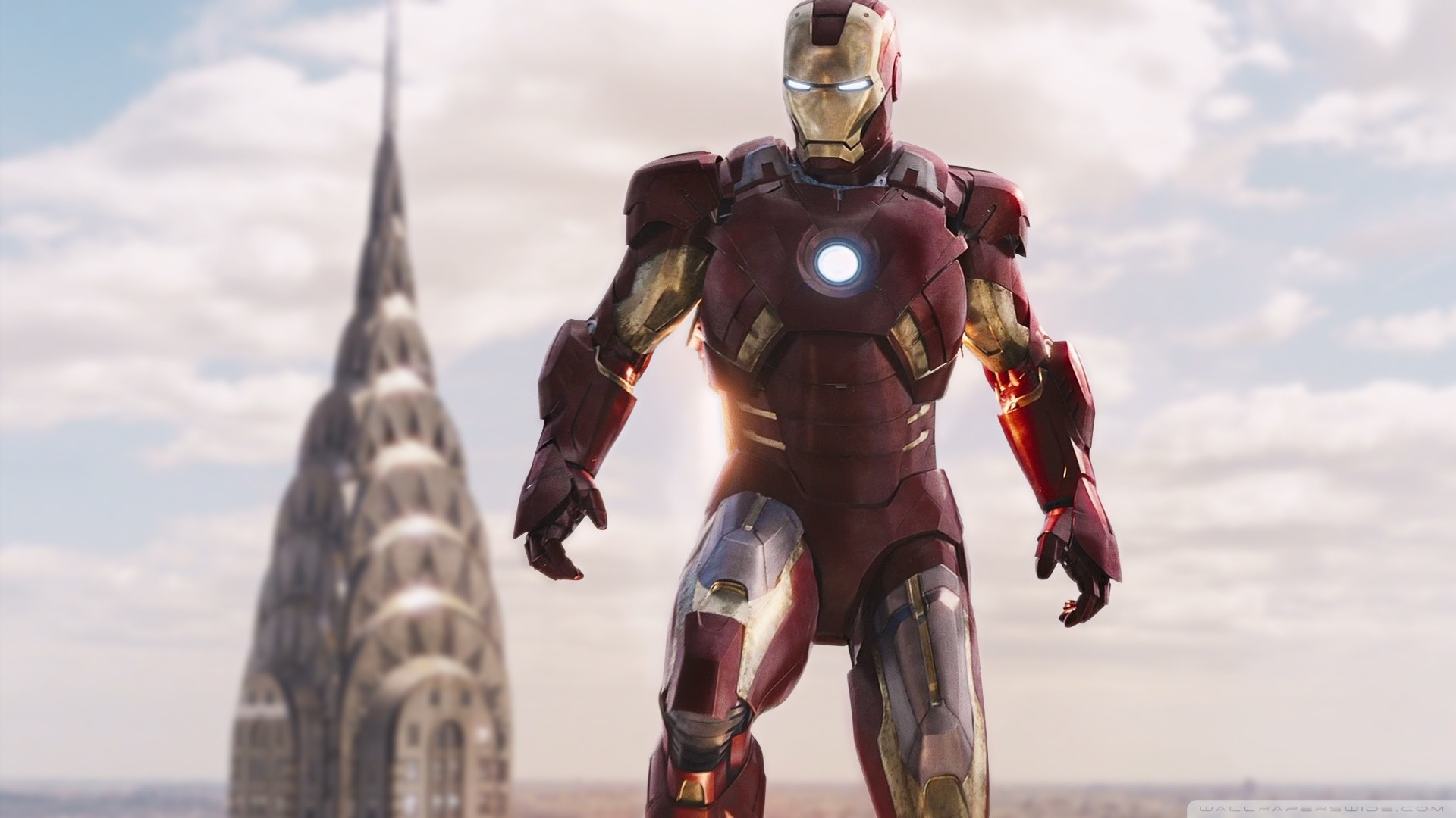 1920x1080 Ironman-MARK07-Avengers HD Wide Wallpaper for Widescreen