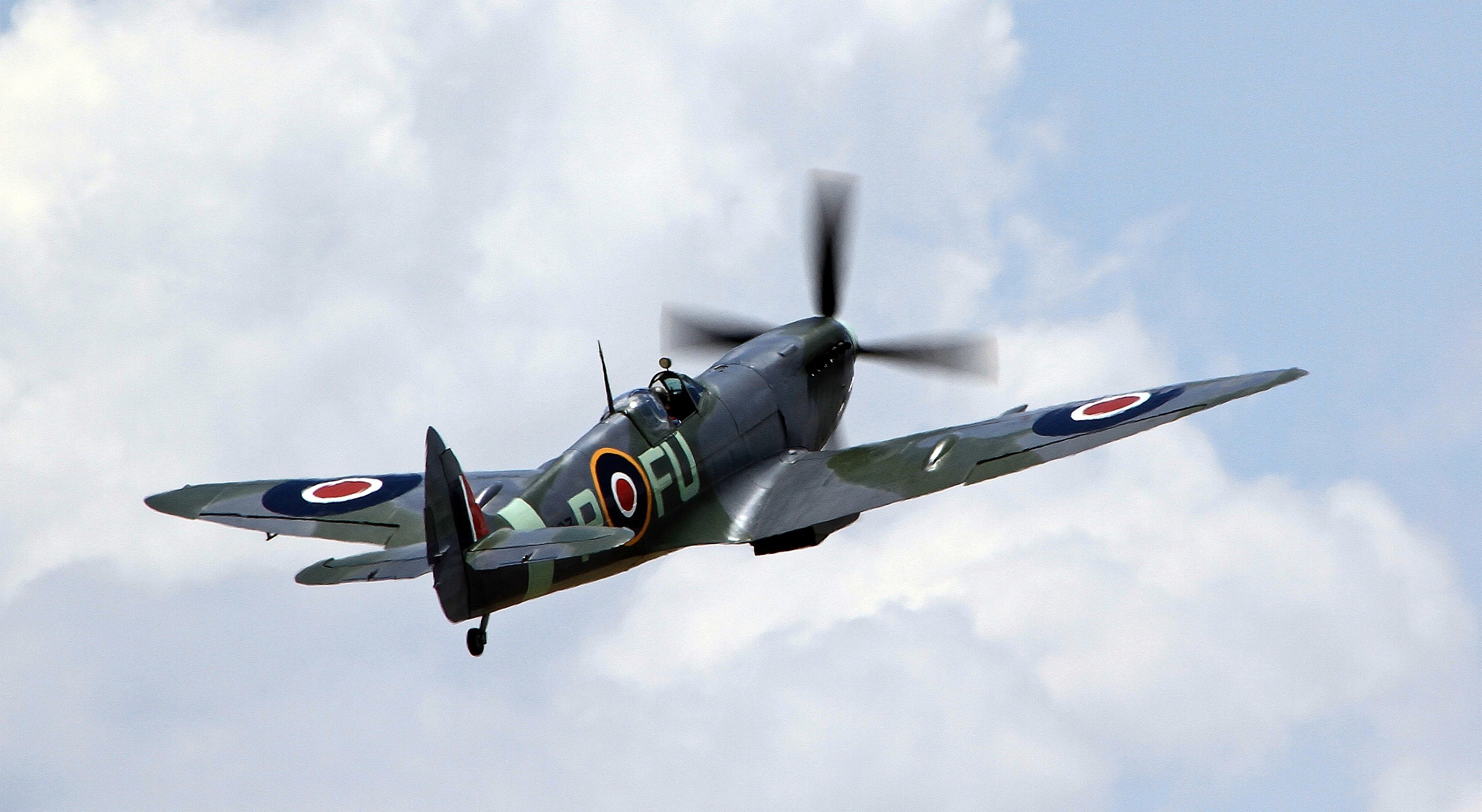 2560x1403 #1852232, supermarine spitfire category - widescreen wallpaper supermarine  spitfire