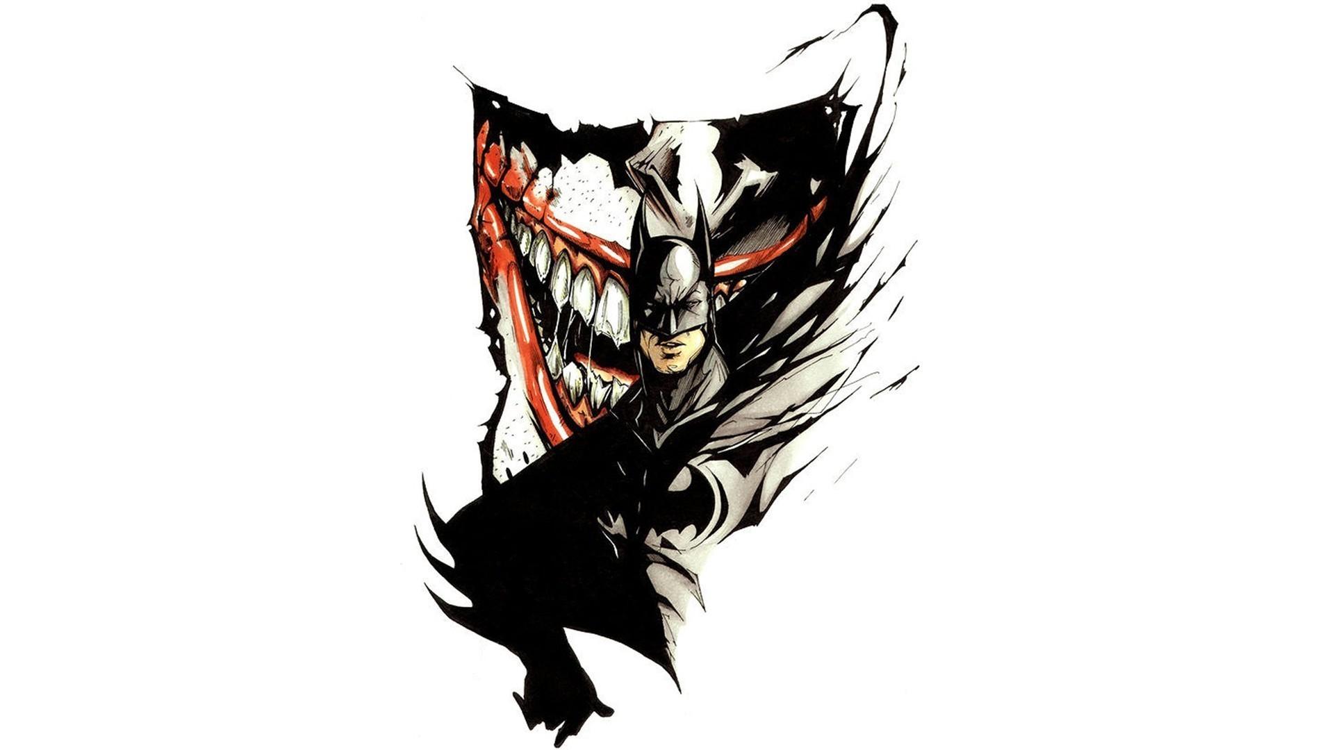 Gambar Animasi Joker Hd
