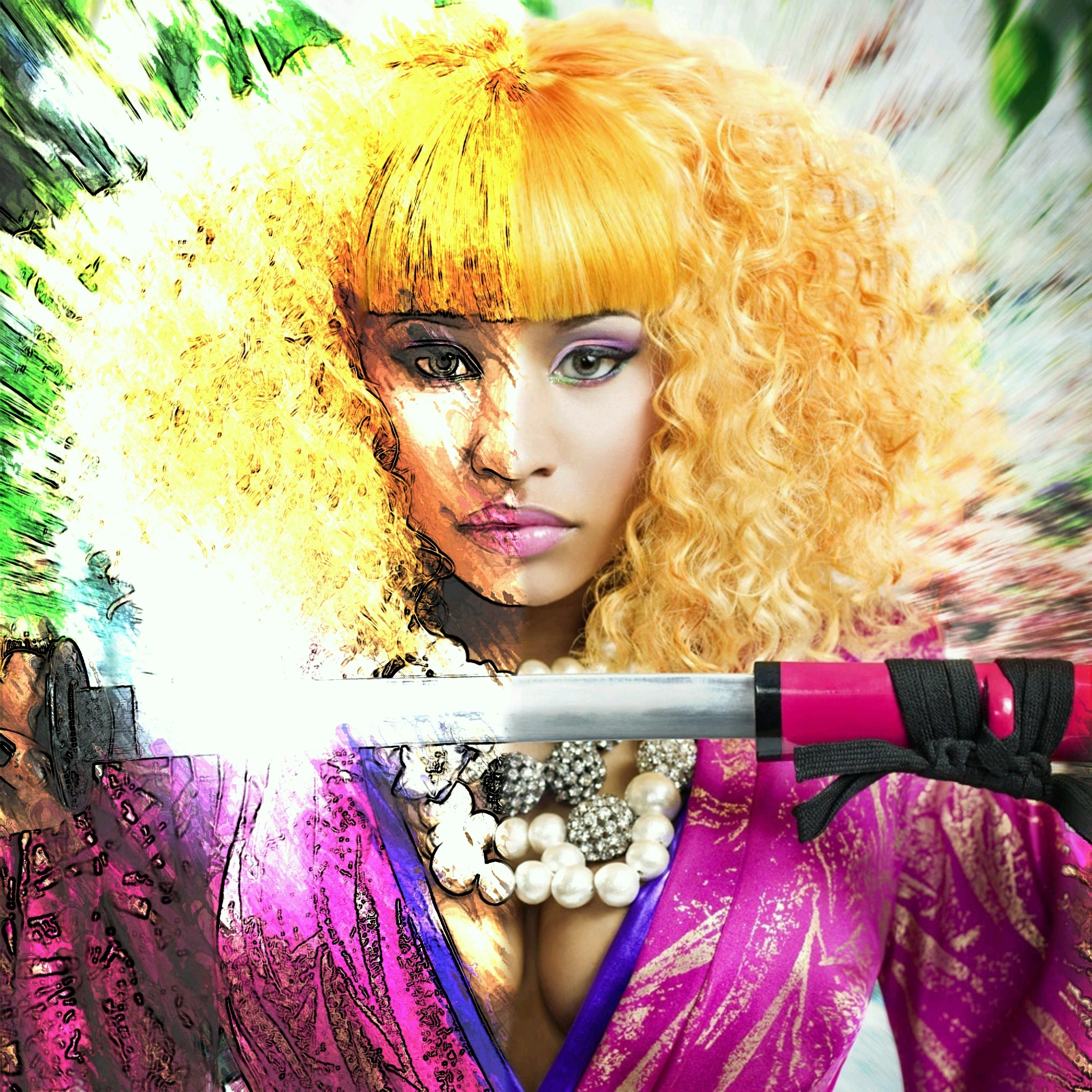 Nicki Minaj Wallpaper 72 Images
