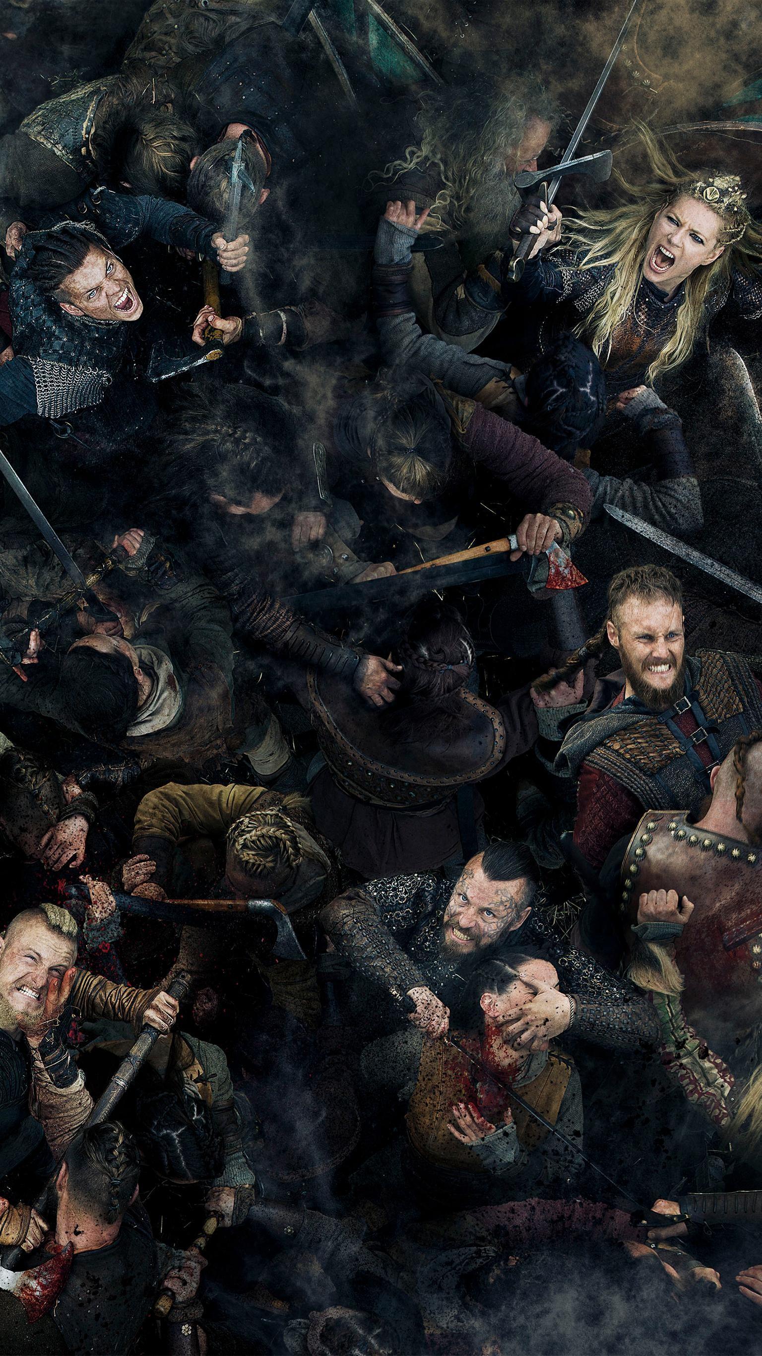 Vikings IPhone Wallpaper 82 Images