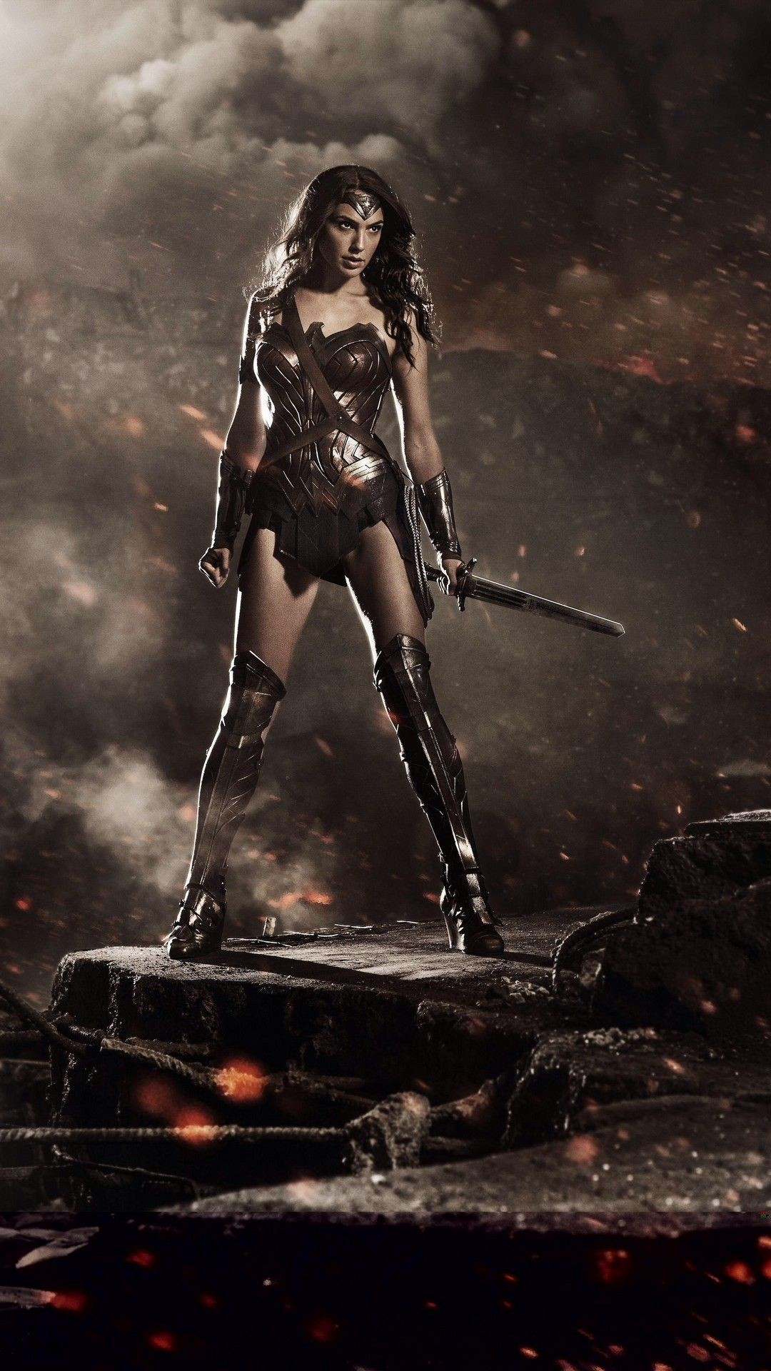 1080x1920 Gal Gadot Wonder Woman iPhone Wallpaper - Best iPhone Wallpaper