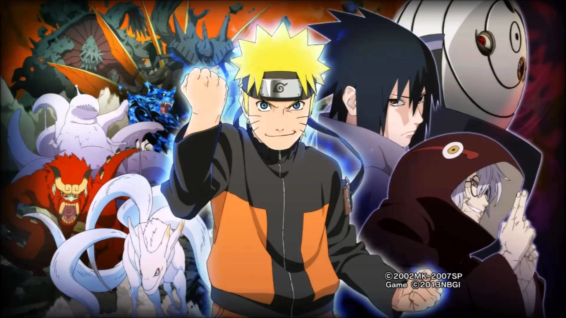 1920x1080 Naruto Shippuden wallpapers HD | Wallpapers, Backgrounds, Images .