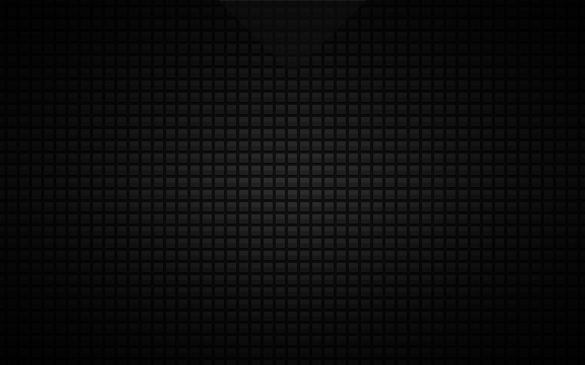 1920x1200 Dark grey square pattern Wallpaper #5688