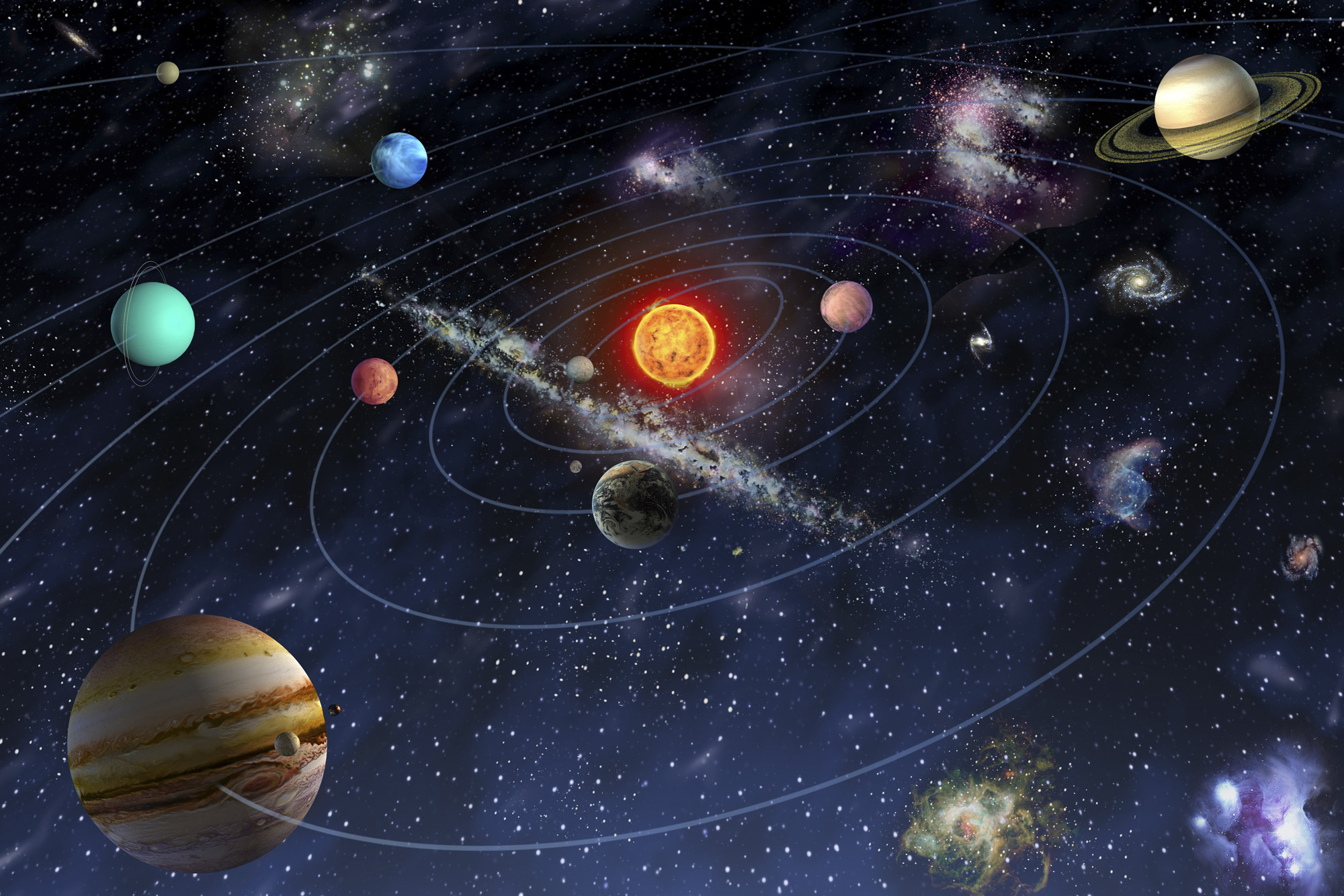 Solar System Wallpaper 72 Images