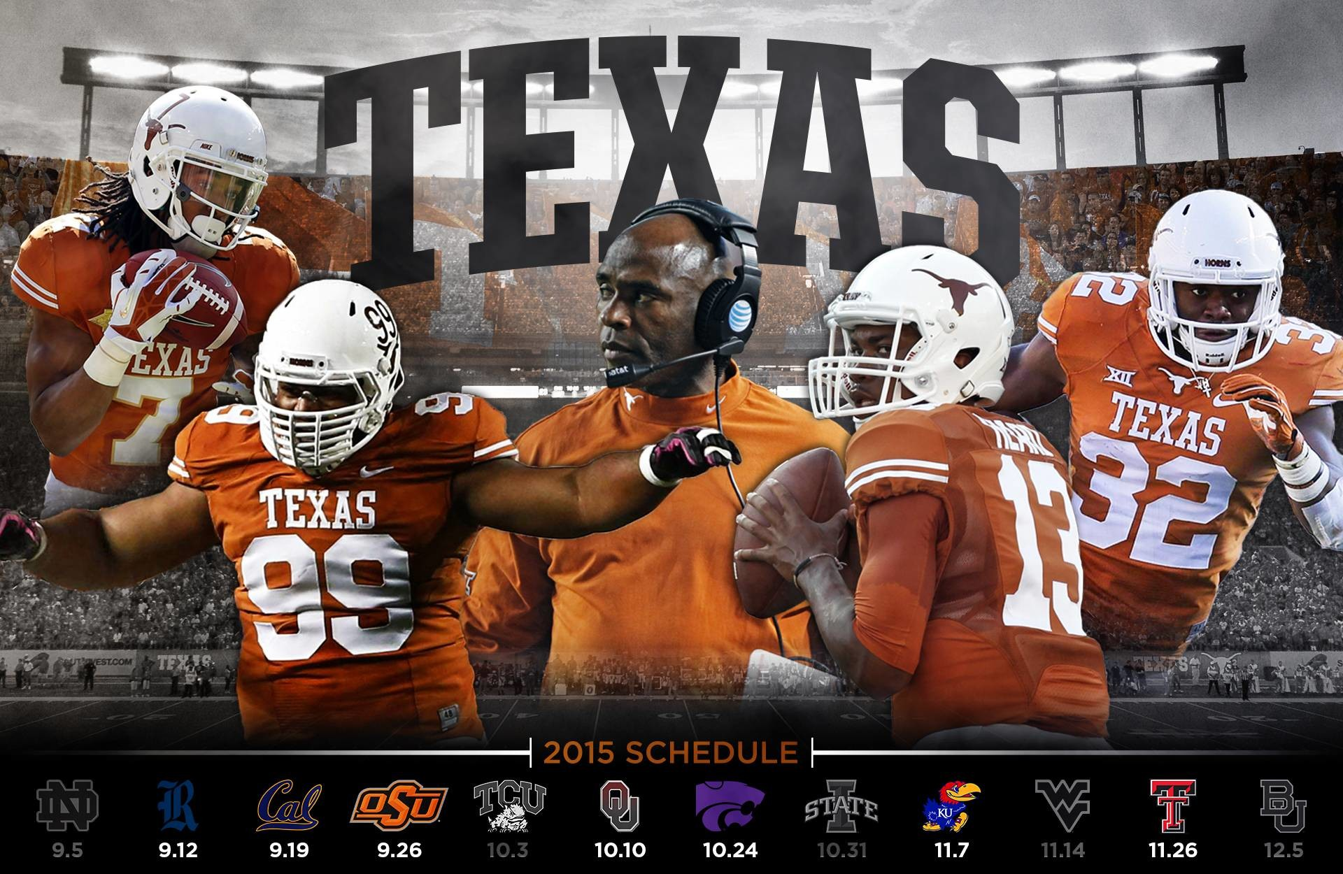 University Of Texas Wallpapers (61+ Images