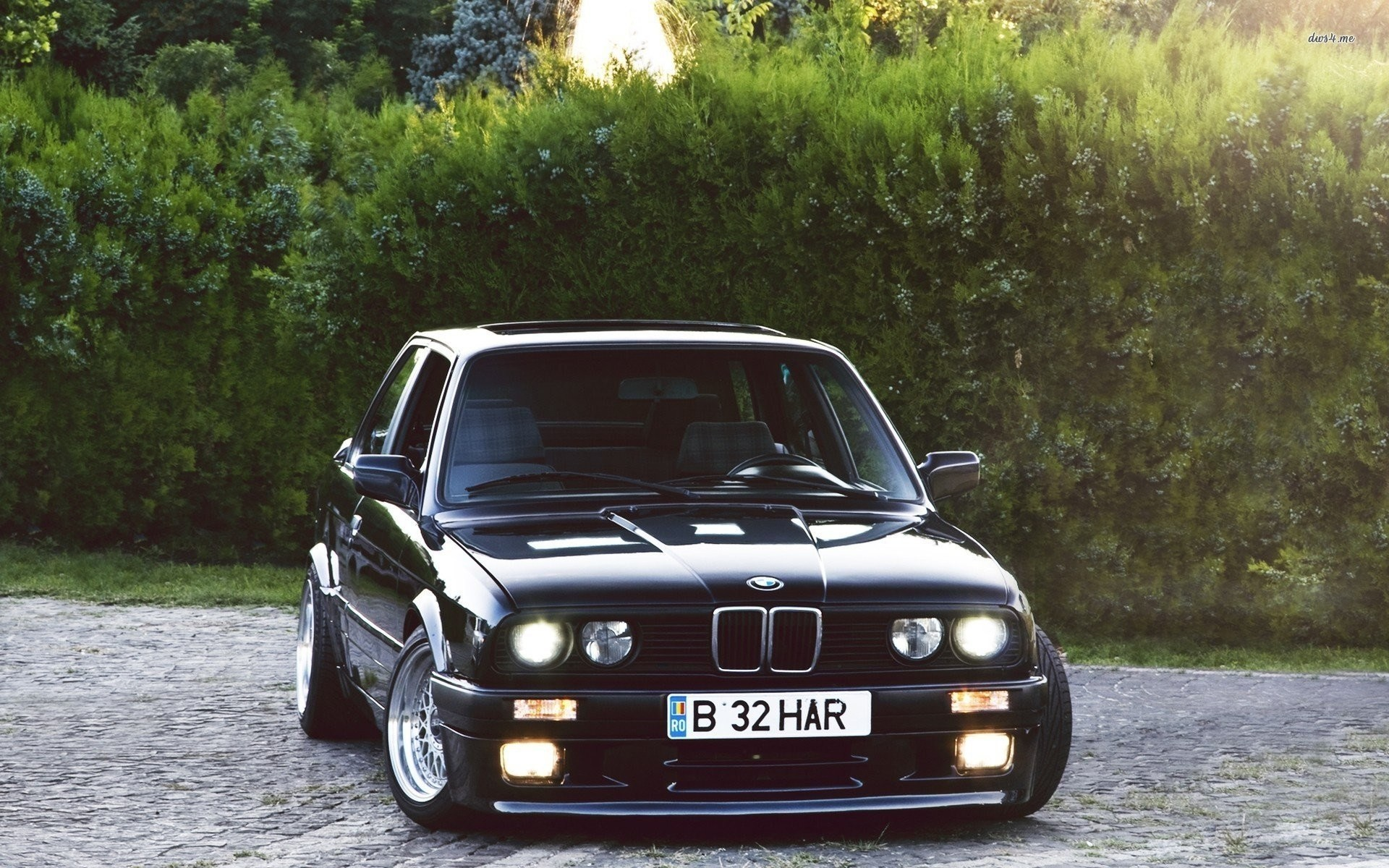 1920x1200 Bmw E30 Wallpaper Hd 67 Bilder 3 Series Schwarz