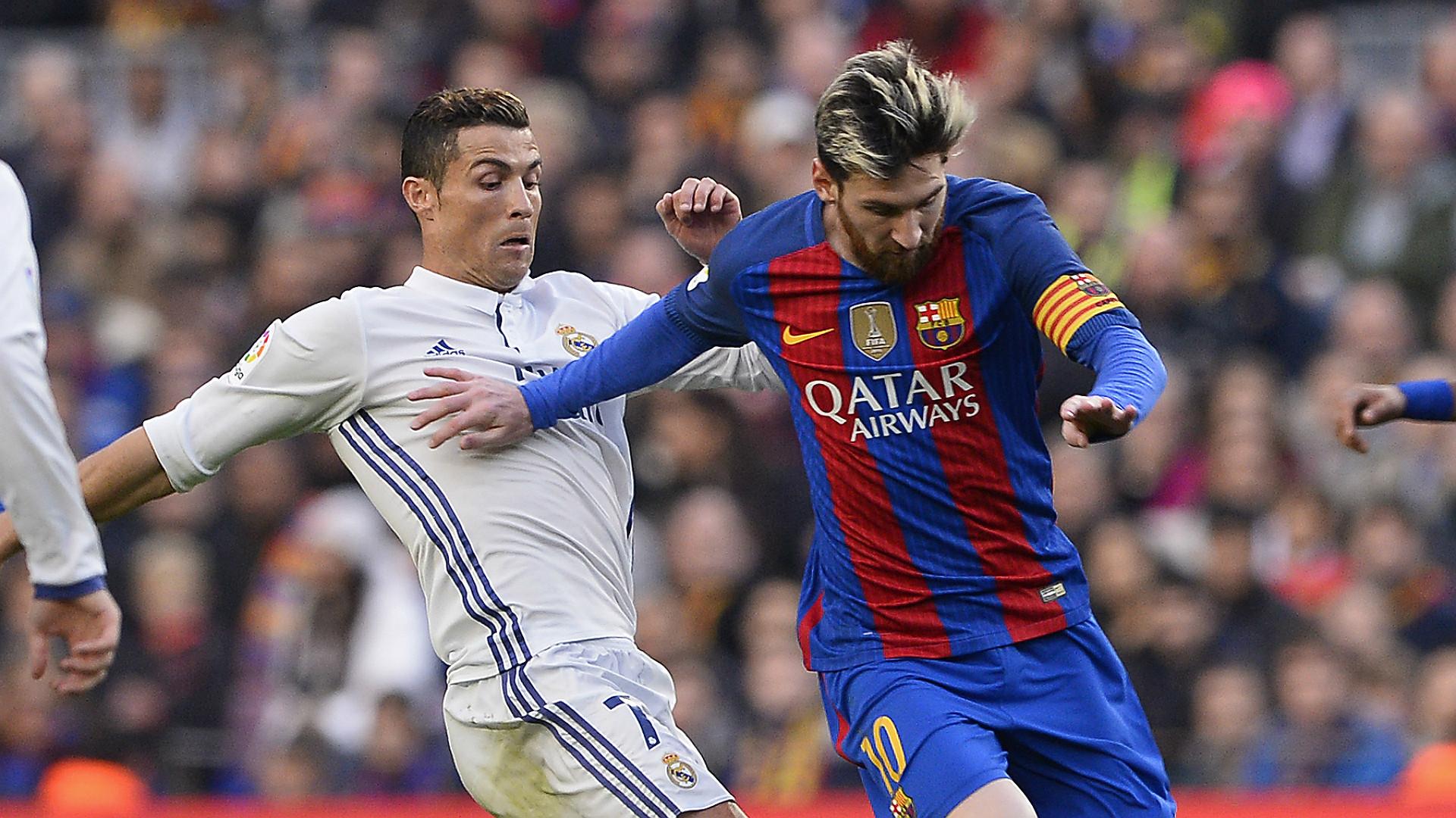 Ronaldo And Messi Wallpaper (75+ Images