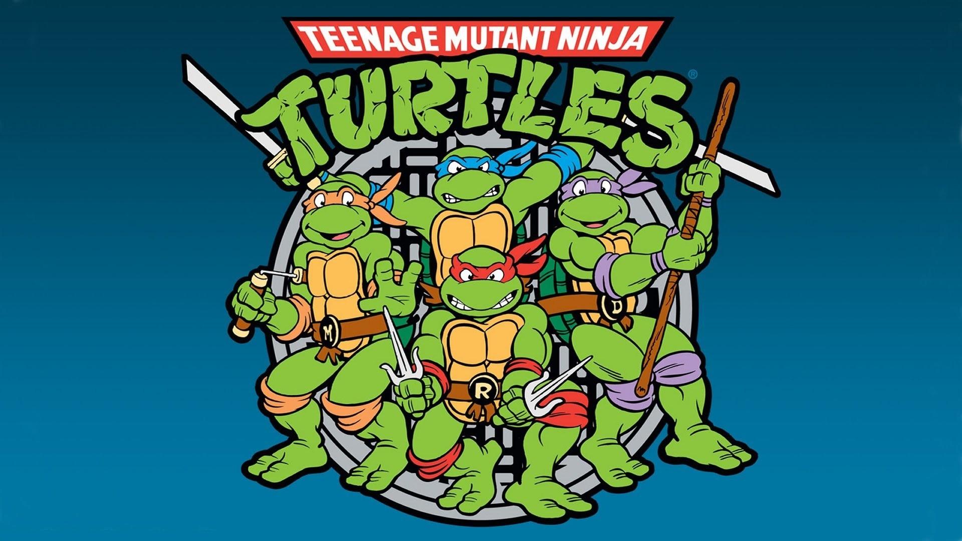 Teenage mutant ninja turtles wallpaper hd nick