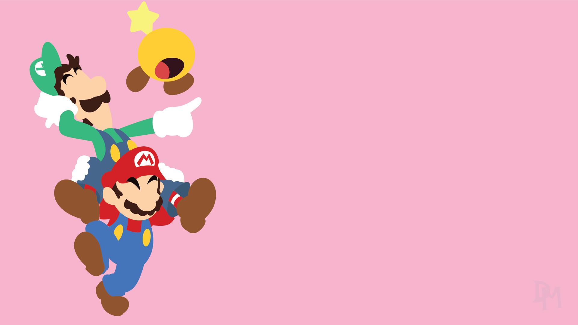 Mario And Luigi Wallpaper 62 Images
