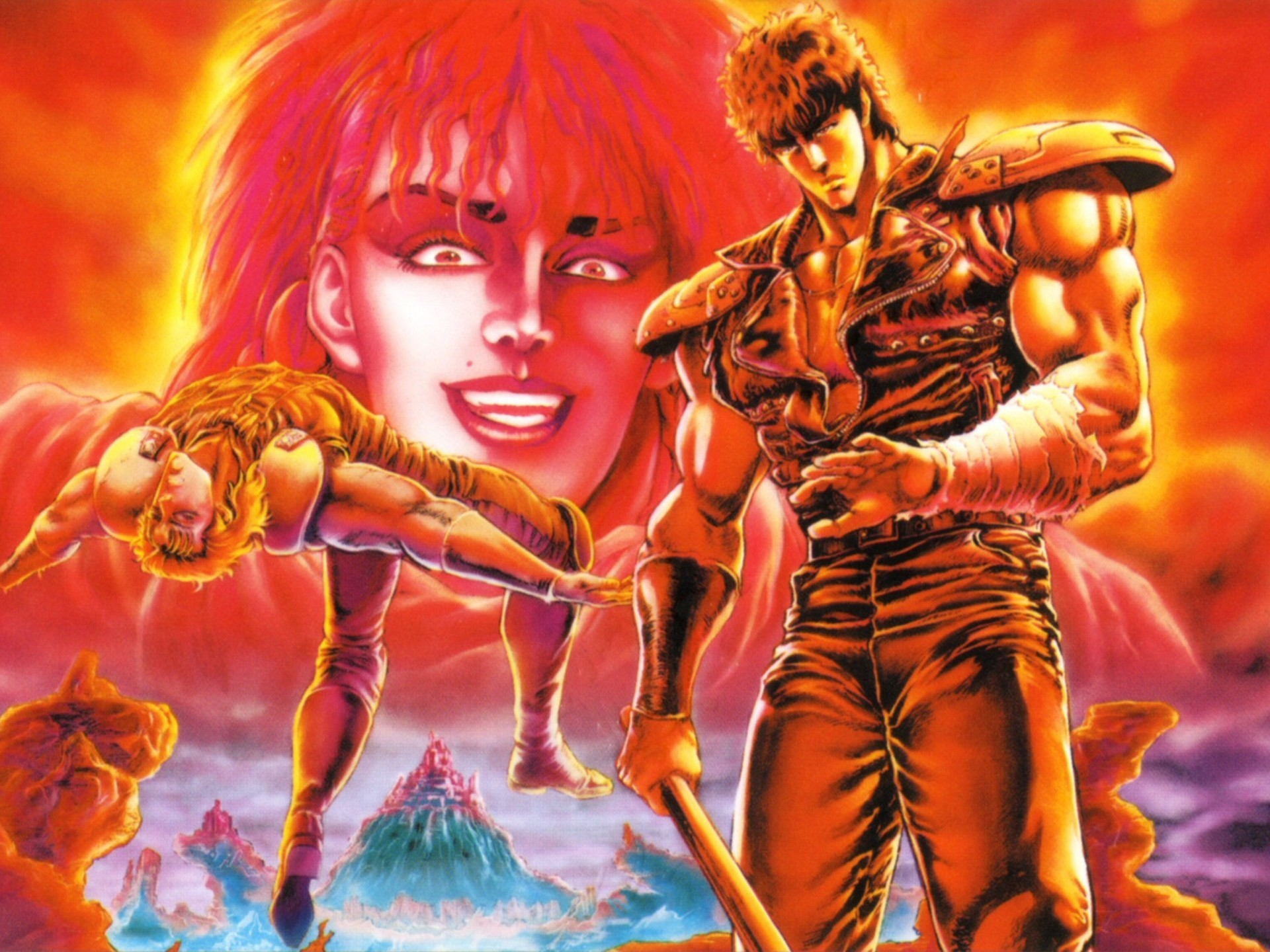Fist Of The North Star Wallpaper 73 Images