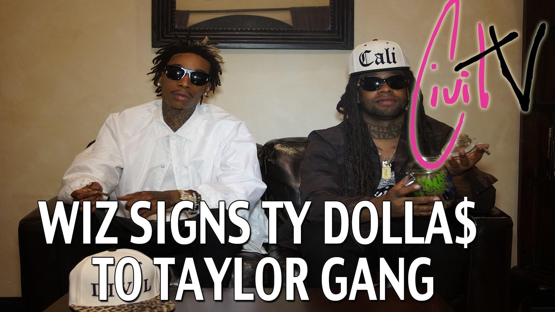 Wiz Khalifa Taylor Gang Wallpaper (71+ images)