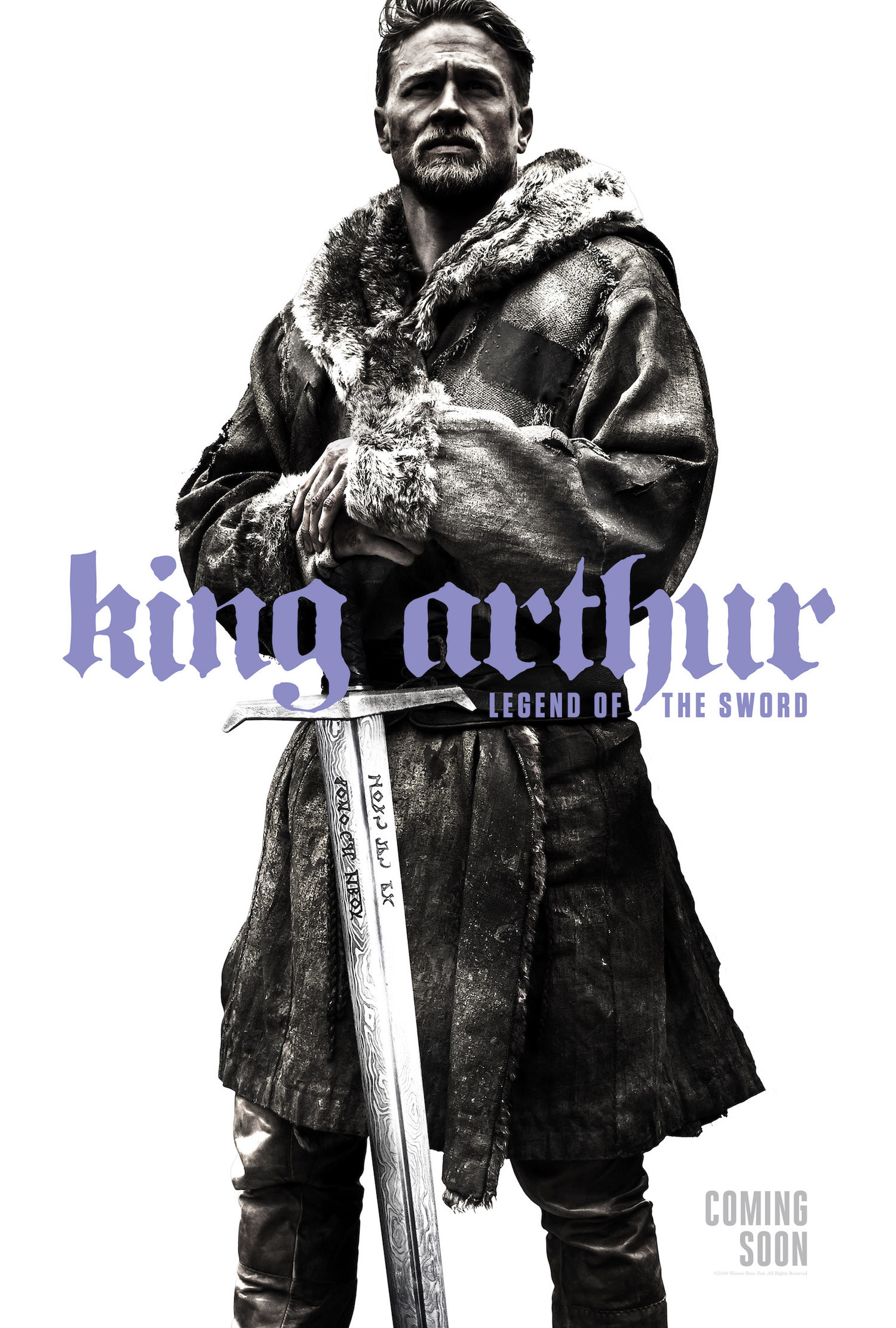 1500x2223 King Arthur: Legend of the Sword - Poster Gallery View Large Poster
