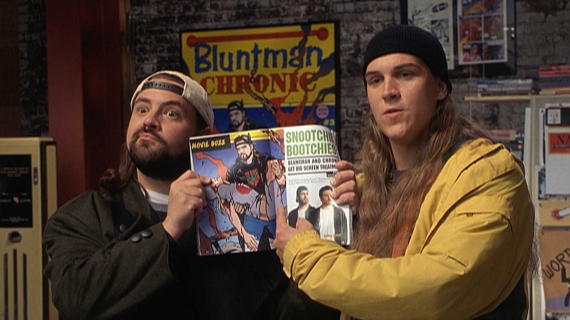 1920x1080 Jay And Silent Bob Strike Back Wallpaper 5 - 1920 X 1080