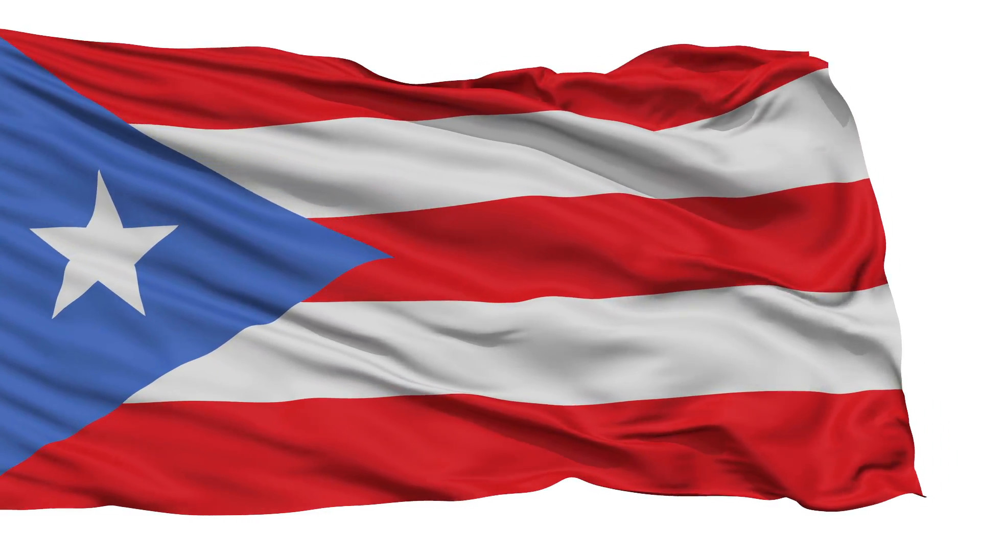 Animated Puerto Rico Flag About Flag Collections