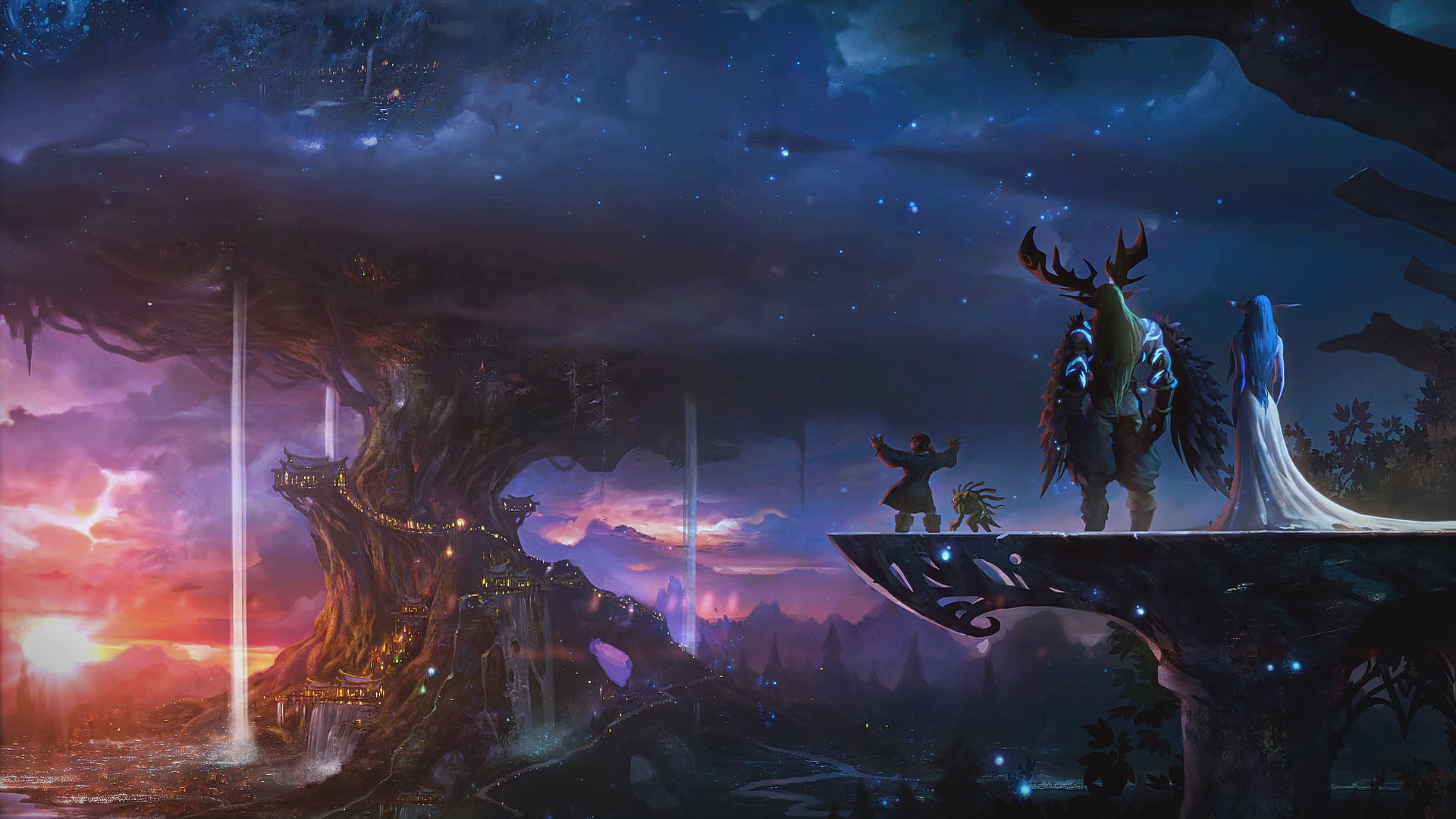 World Of Warcraft Wallpaper Bfa: WoW Alliance Wallpaper (79+ Images