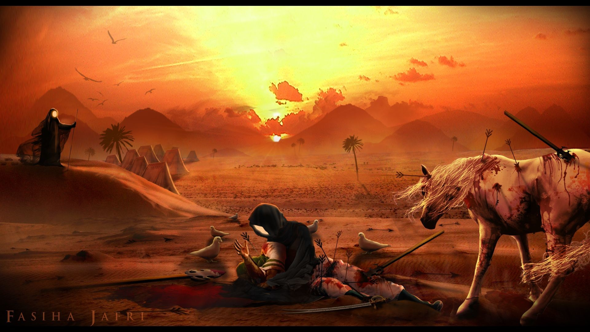 Non Muslim Perspective On The Revolution Of Imam Hussain: Karbala Wallpapers (46+ Images