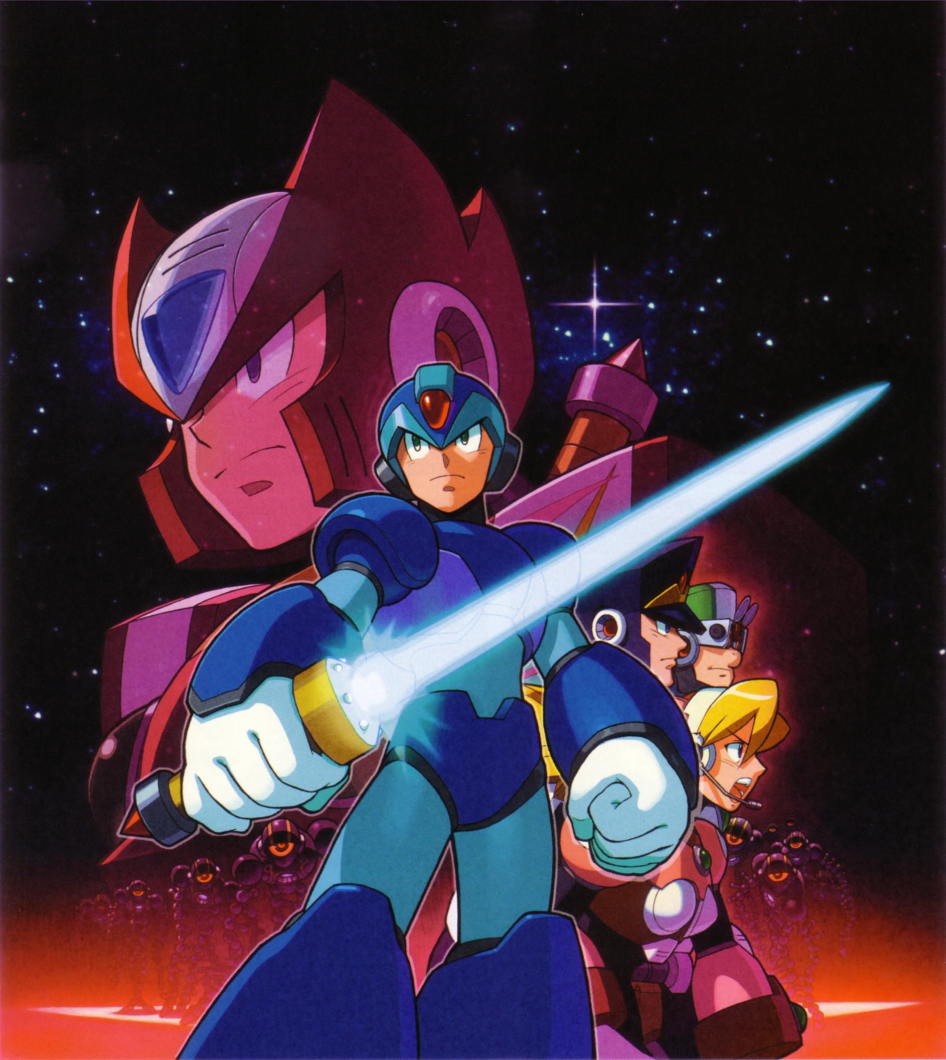 Megaman hd wallpapers 66 images - Megaman wikia ...