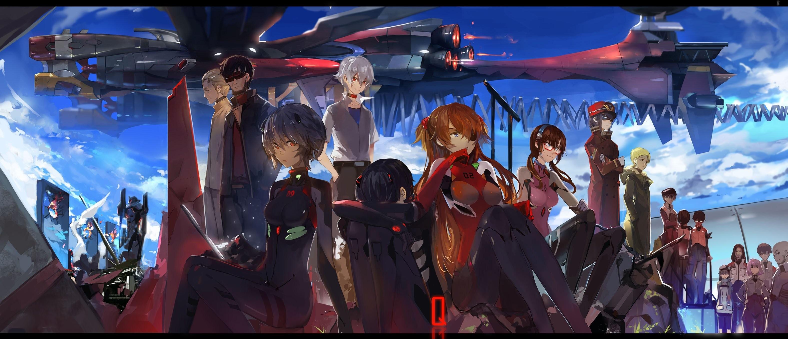 Neon Genesis Evangelion Wallpaper HD (71+ images)