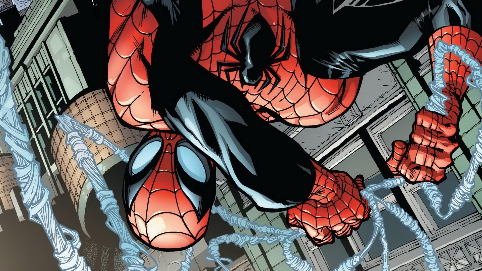 10 Most Popular Spider Man 2099 Wallpaper Hd Full Hd 1920: Superior Spiderman Wallpaper HD (74+ Images