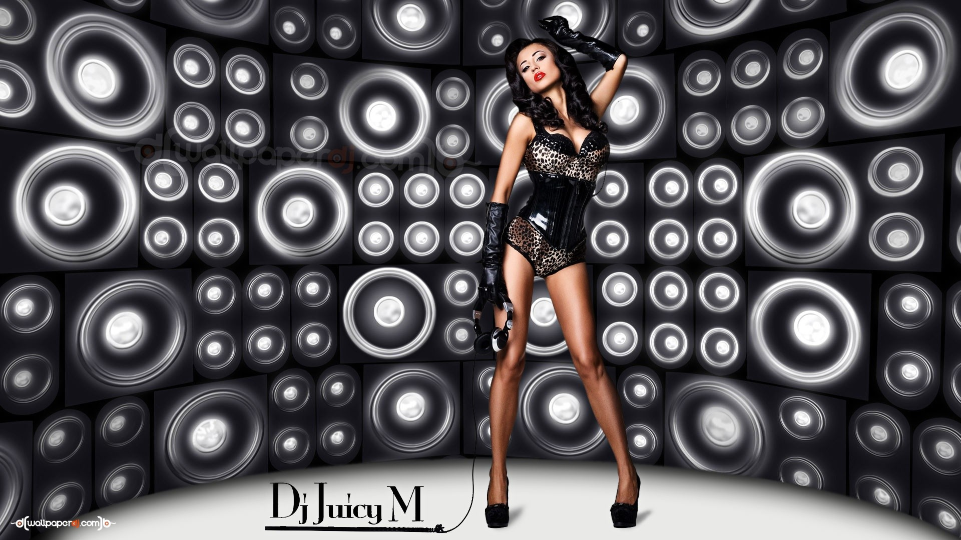 1920x1080  Dj Juicy M wallpaper, music and dance wallpapers